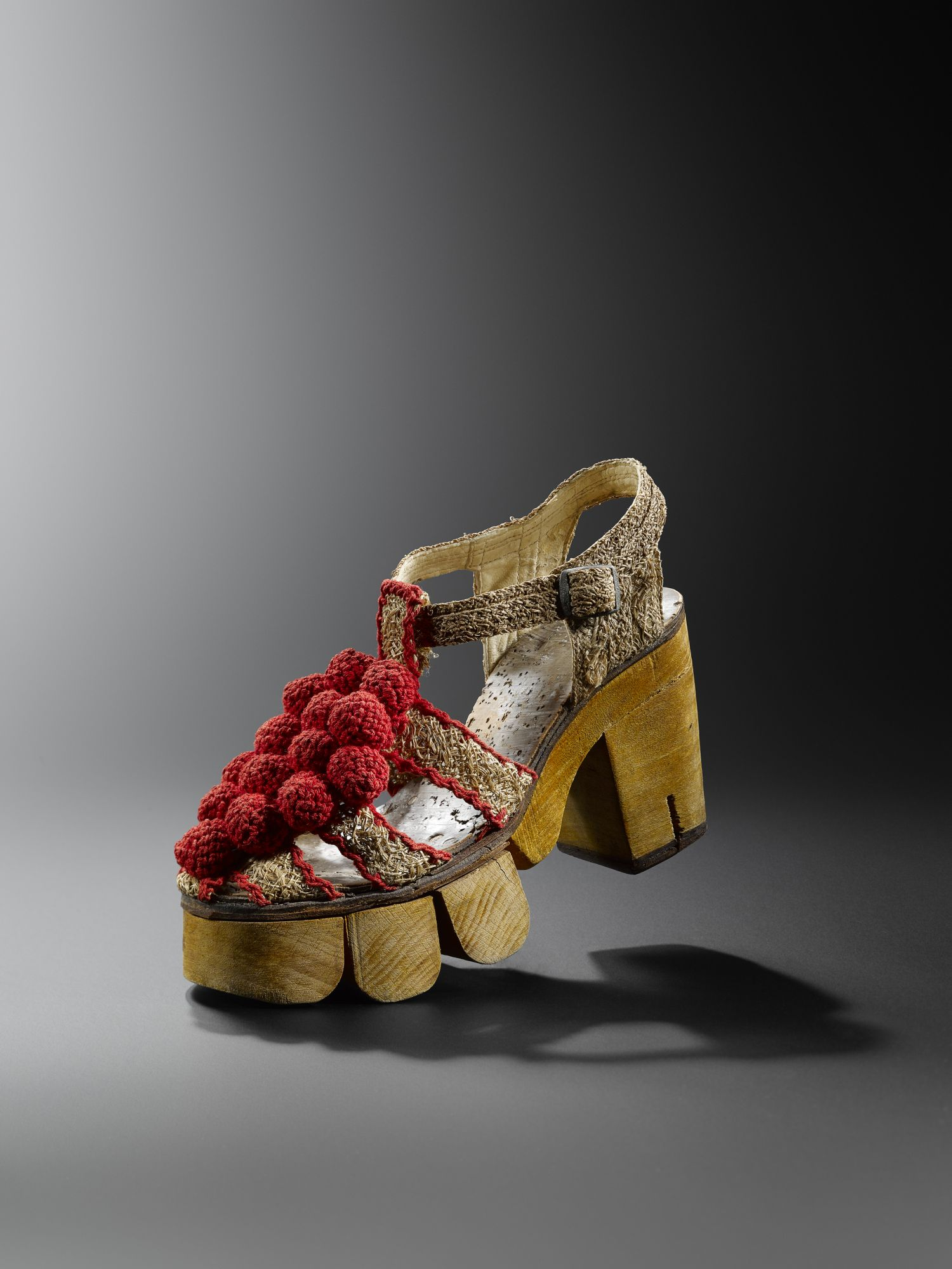Shoes Take The Spotlight At Paris's Museum Of Decorative Arts