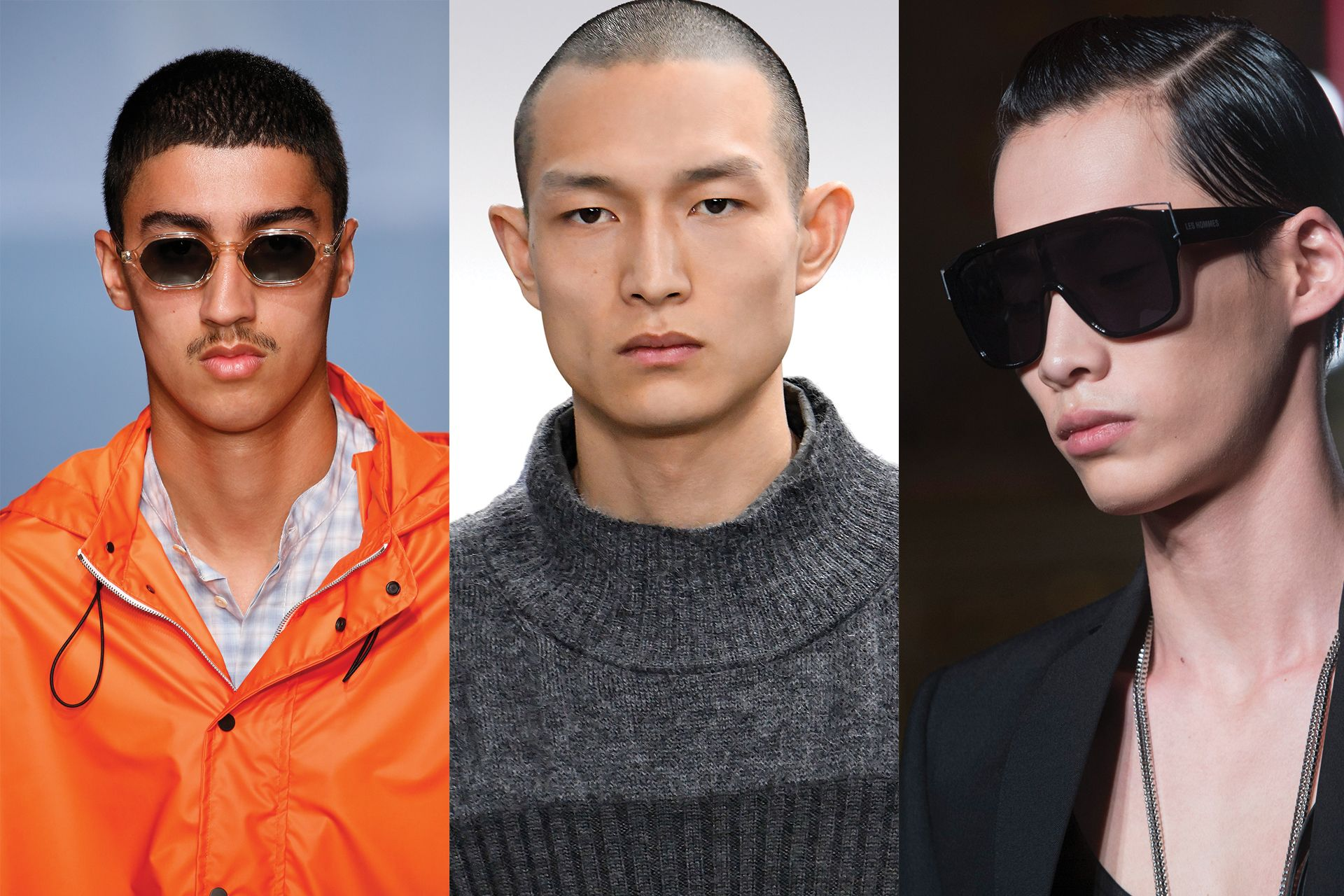 Men's Grooming Trends From The Runway To Try This Fall