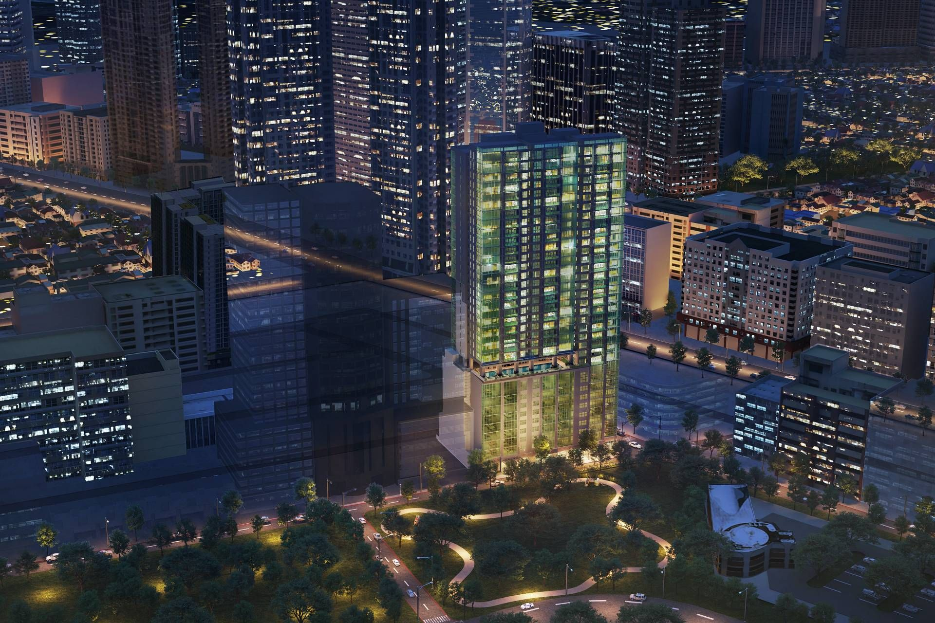 This Property Redefines Parkside Living In The Heart Of Makati City