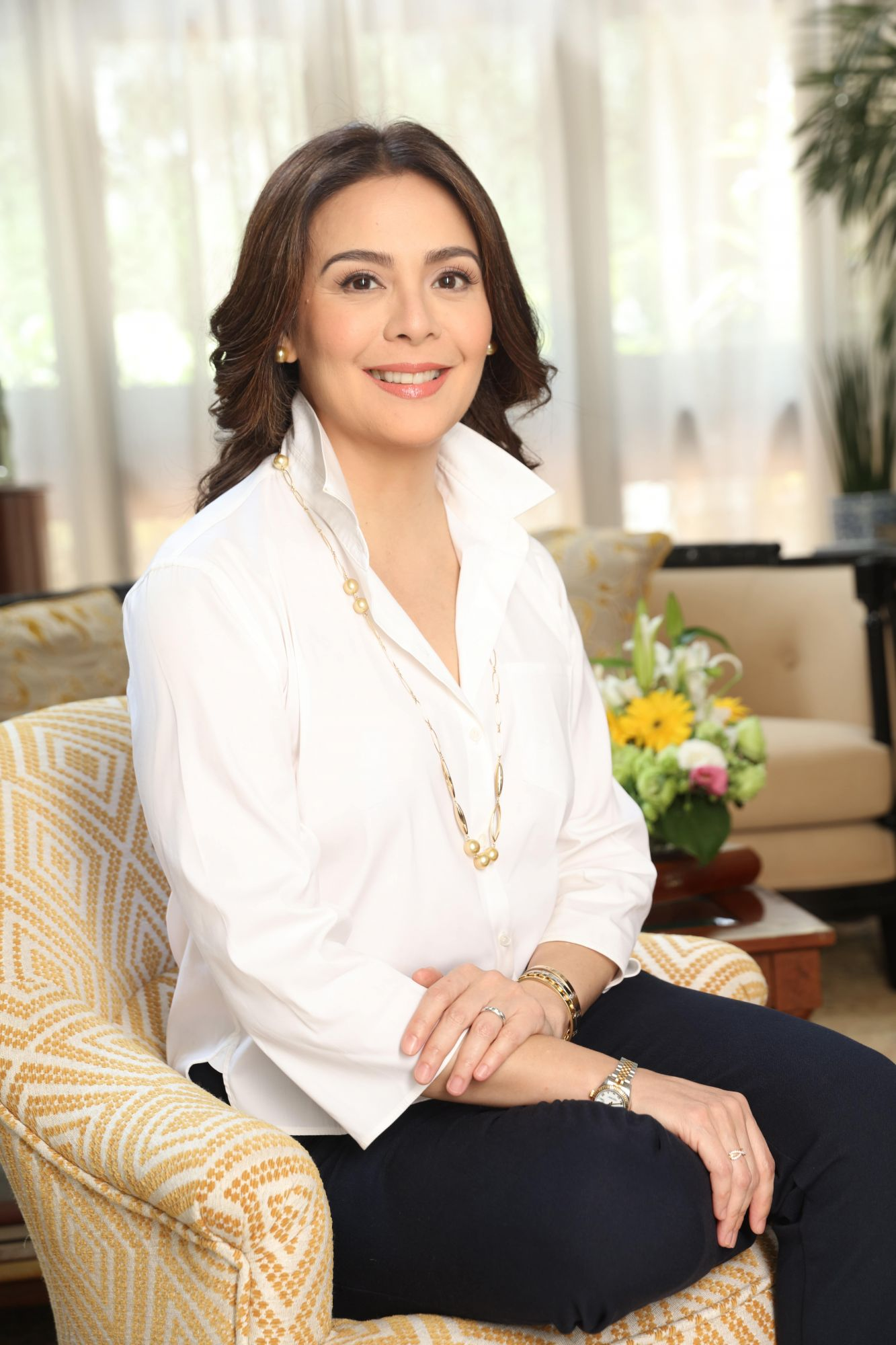 Golden Treasures: Dawn Zulueta-Lagdameo On Her Love For Jewelmer Pearls