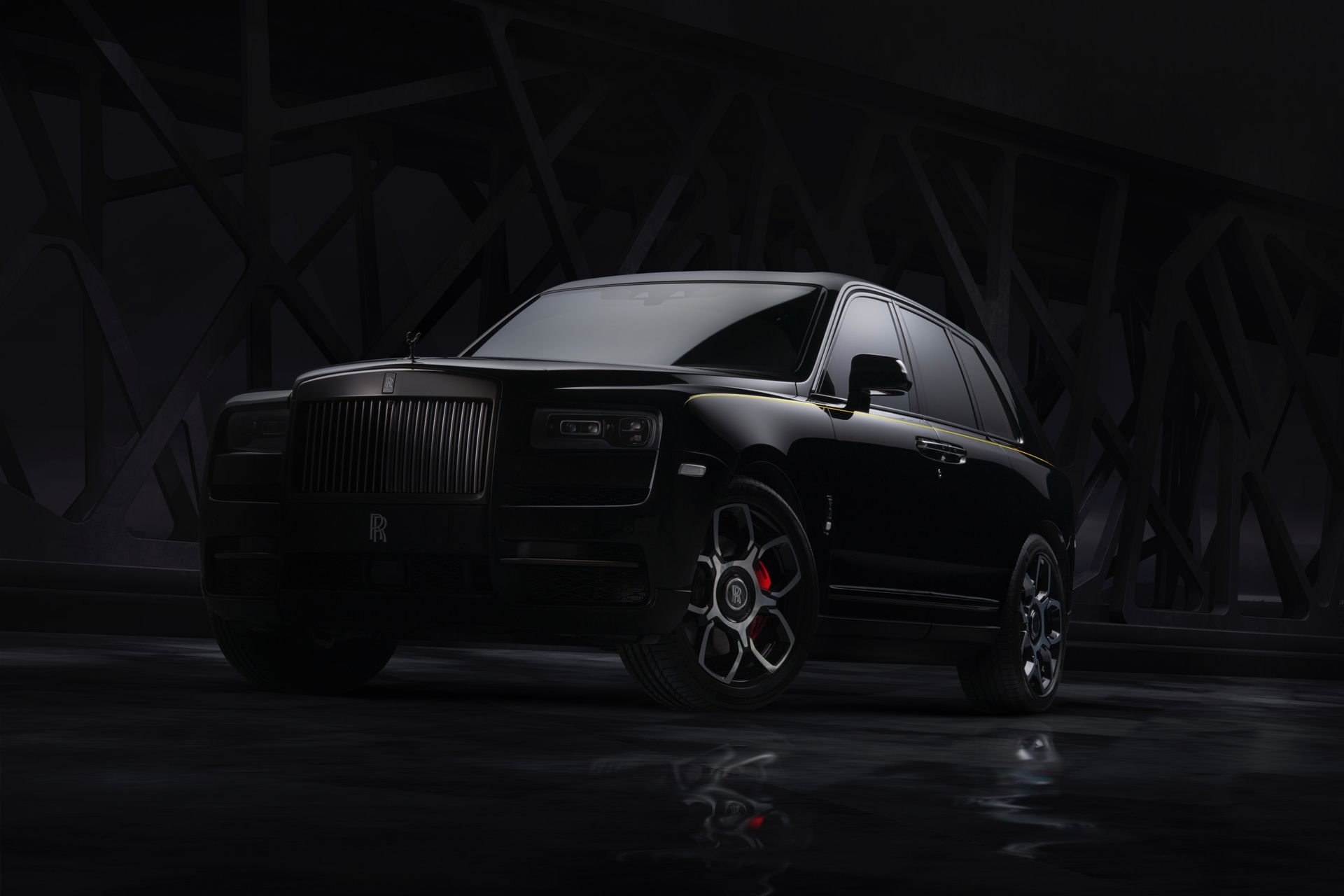 Rolls Royce Introduces The Black Badge Cullinan
