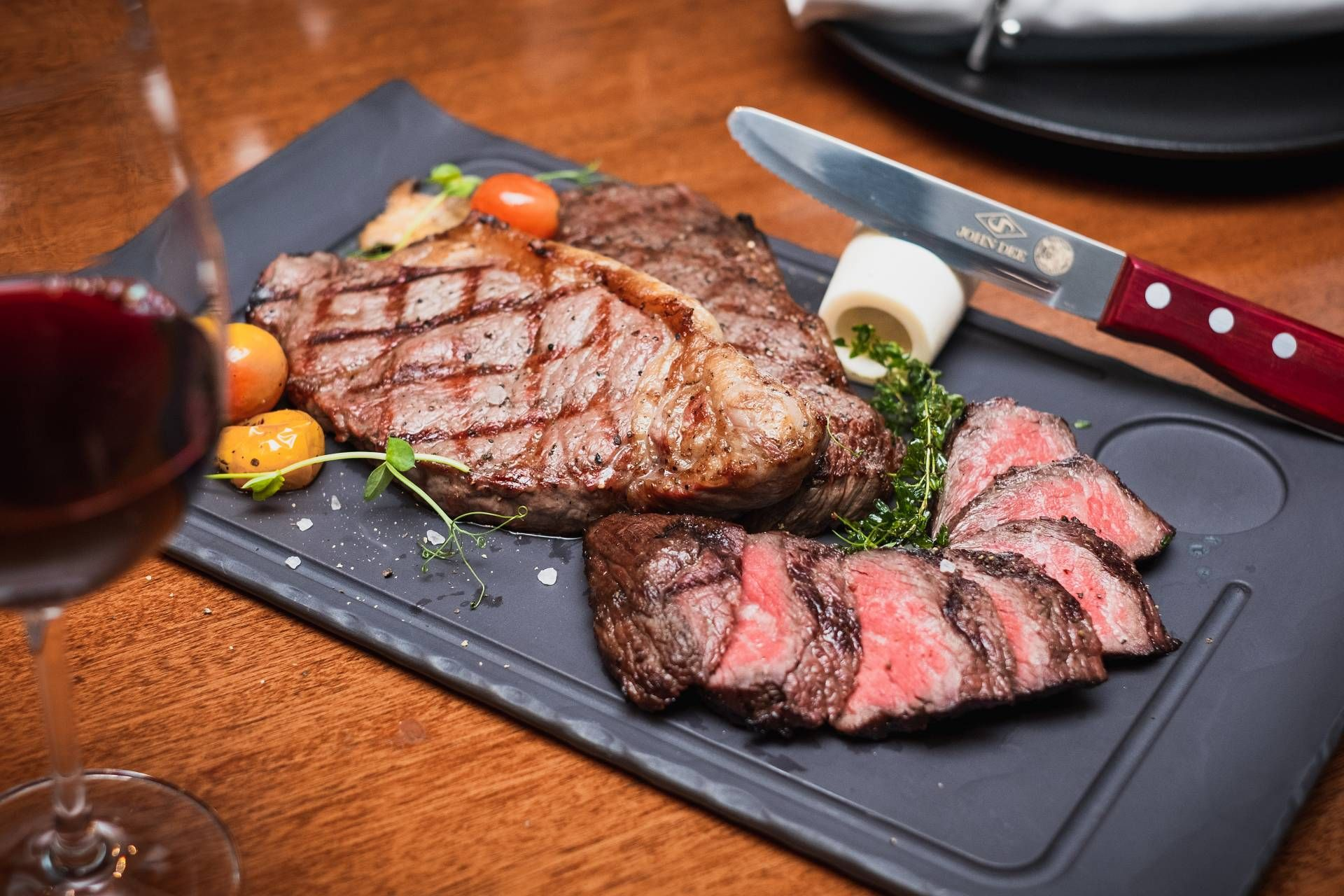 Sage Bespoke Grill Serves the Finest Cuts from Australia's Oldest, Single-Family Owned Meat Farm