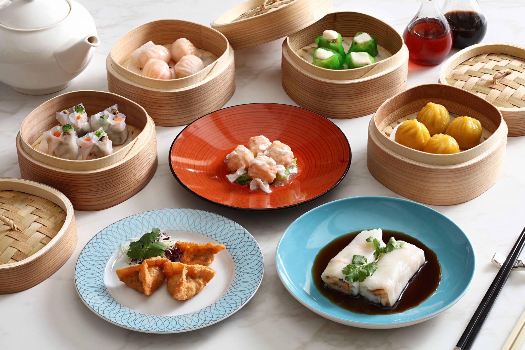 Festive Cantonese Delights at Li Li