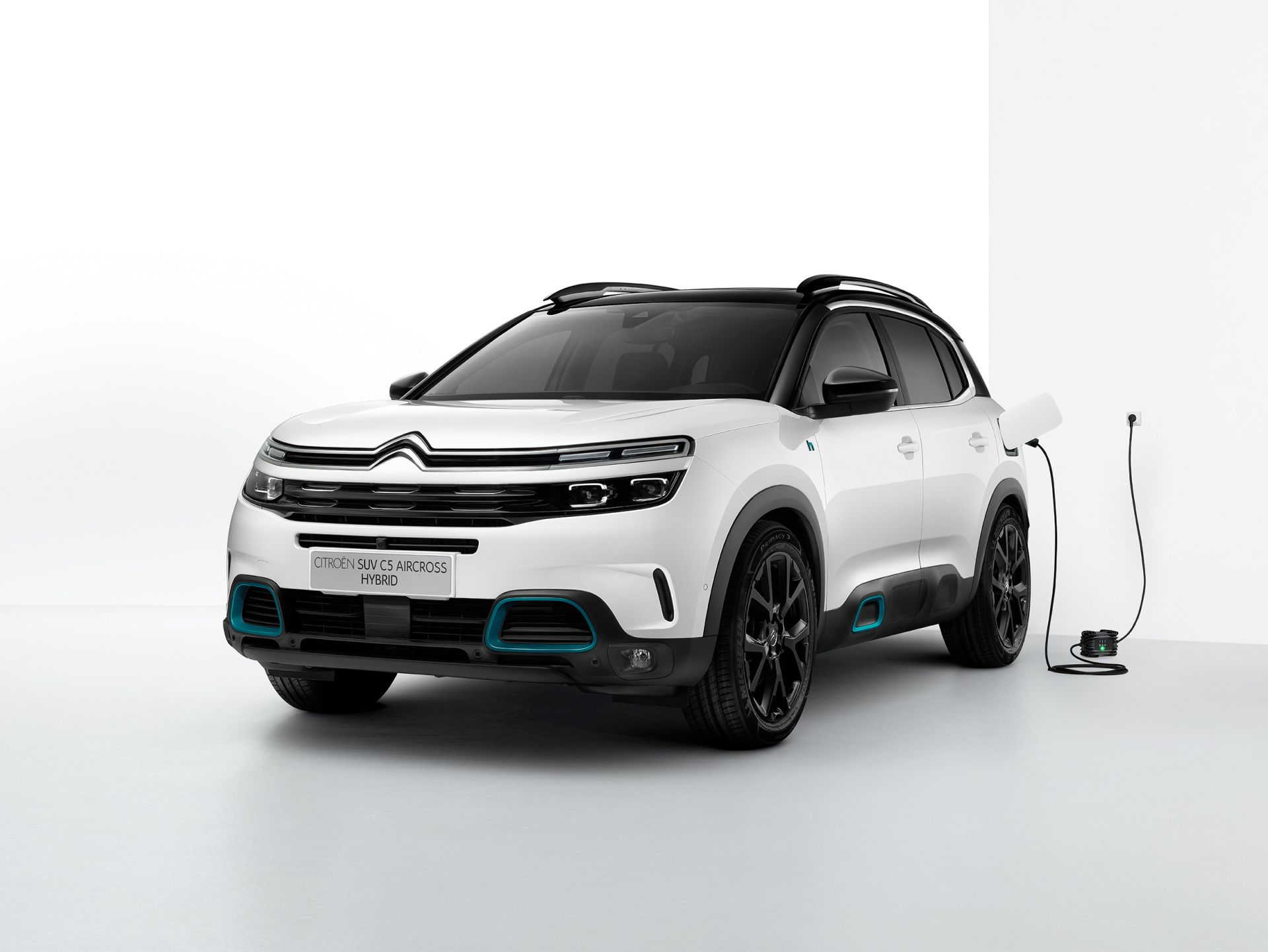 Citroën C5 Aircross Hybrid: An Electrified SUV