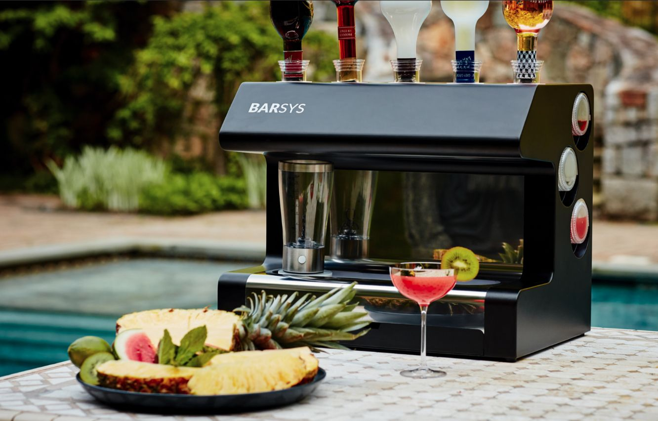 Four Smart Cocktail-Making Devices That May Be Making You A Drink This Holiday Season