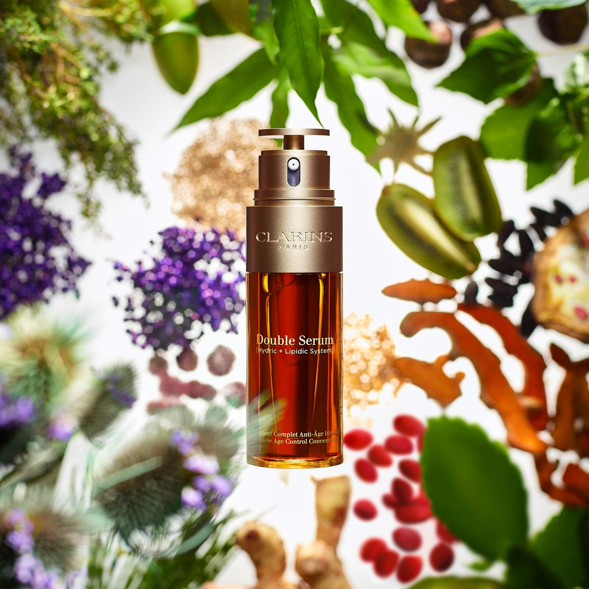 Clarins' Double Serum Might Be All Your Skin Needs To Fight Ageing