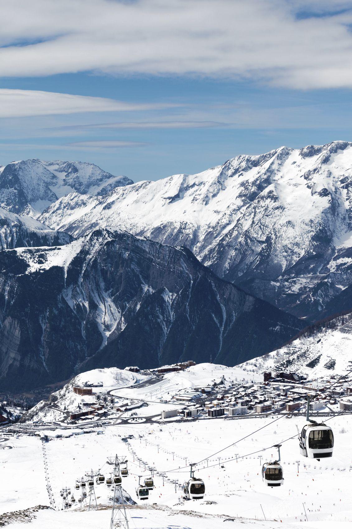 Alpe d'Huez  © Vladan Milisavljevic/Istock.com