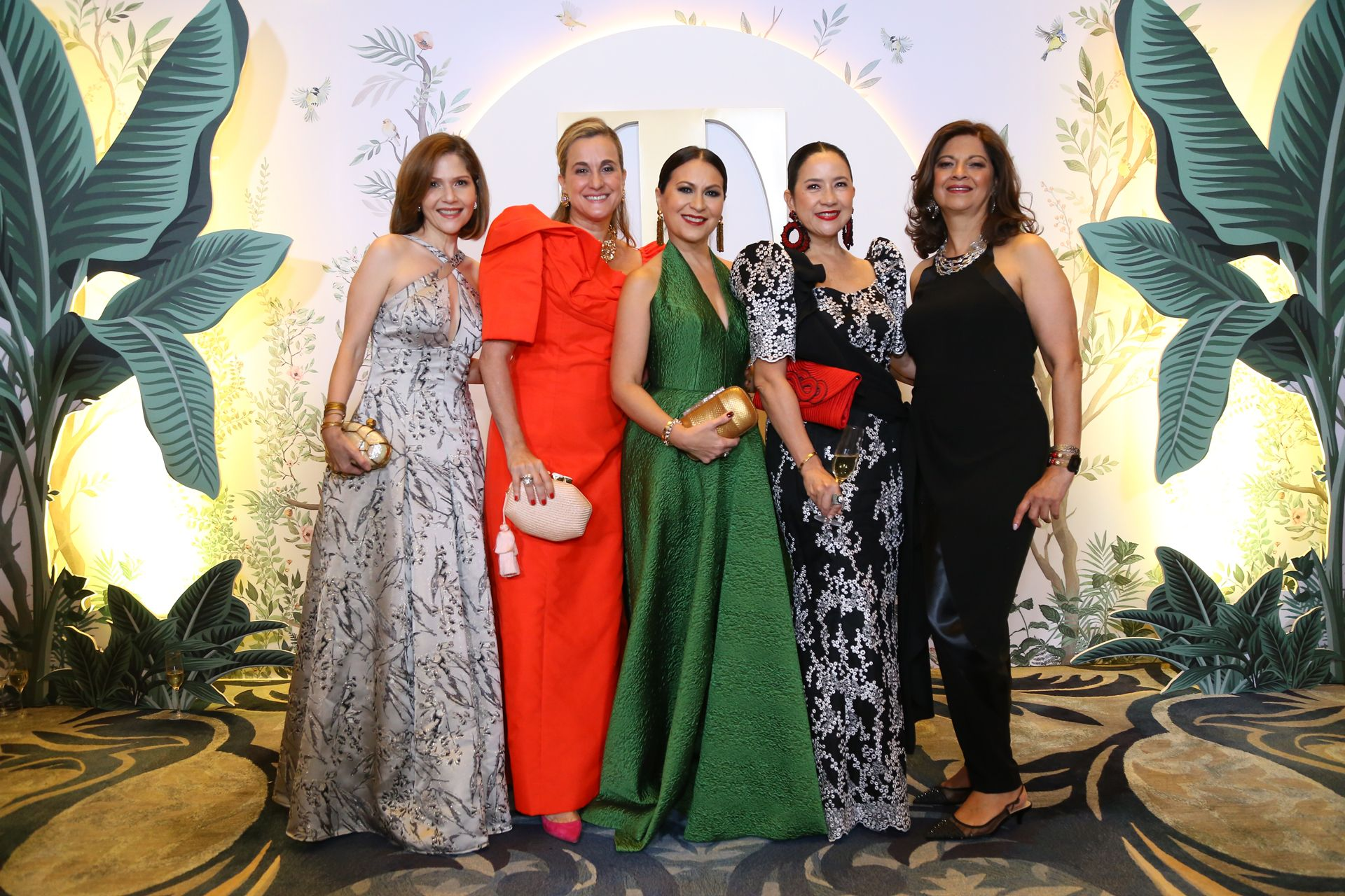 Arrivals At The 2019 Philippine Tatler Ball