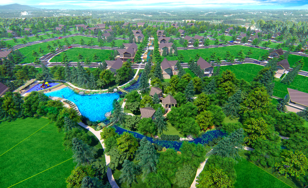 Megaworld's Upscale Scandinavian-inspired Development is Set to Rise in Cavite