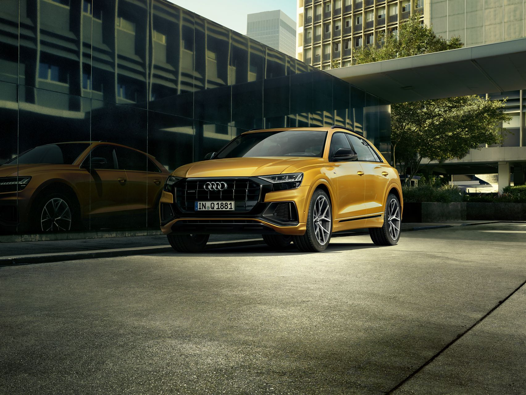 Lord Of The Road: The Audi Q8 Is Beautiful, Daring, And Audacious