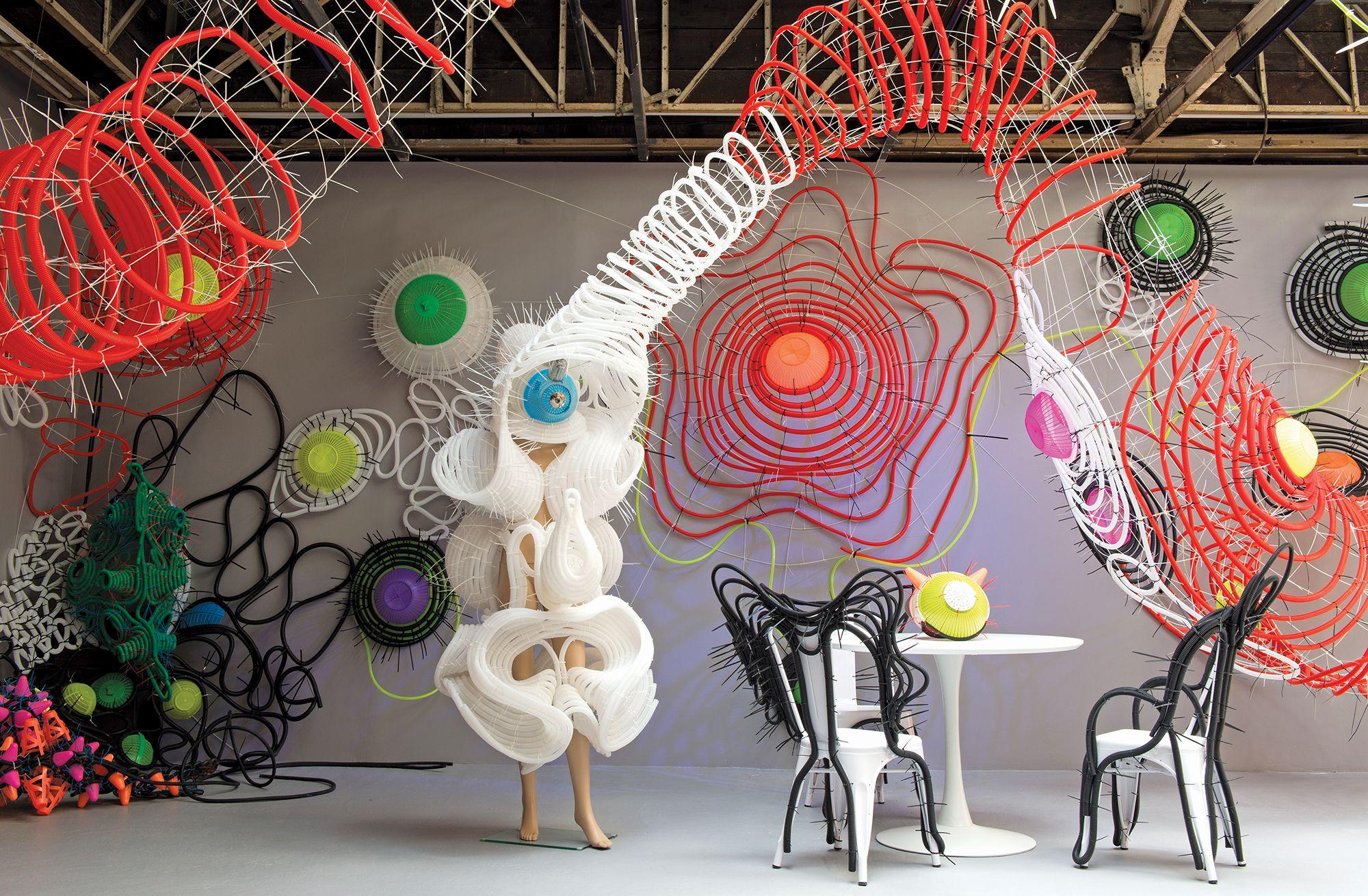 10 Filipino Artists Showcased Masterpieces in Paris at Palais de Tokyo's Summer Exhibition
