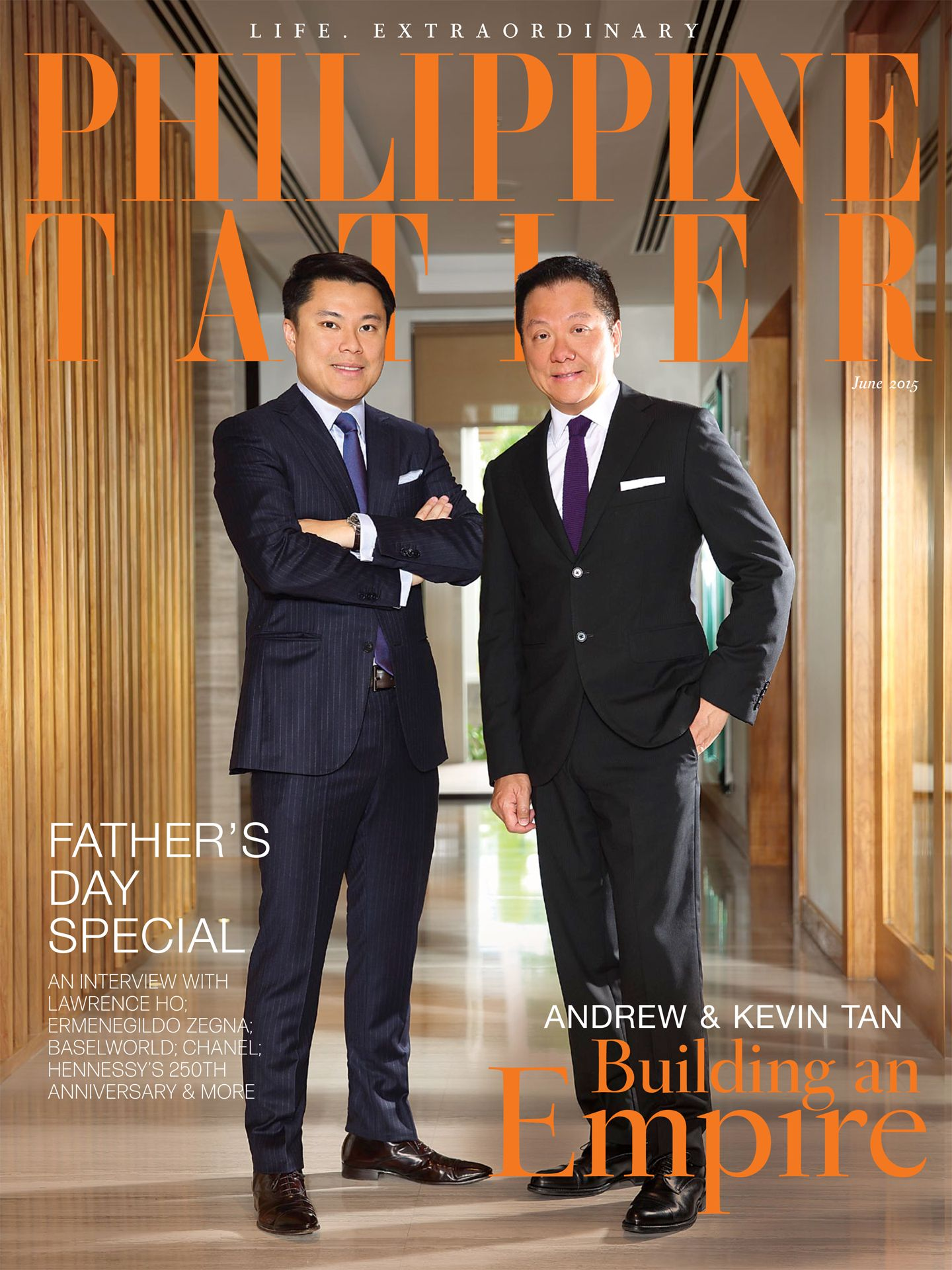 How To Run A Family Business: Lessons From Alliance Global's Kevin Tan