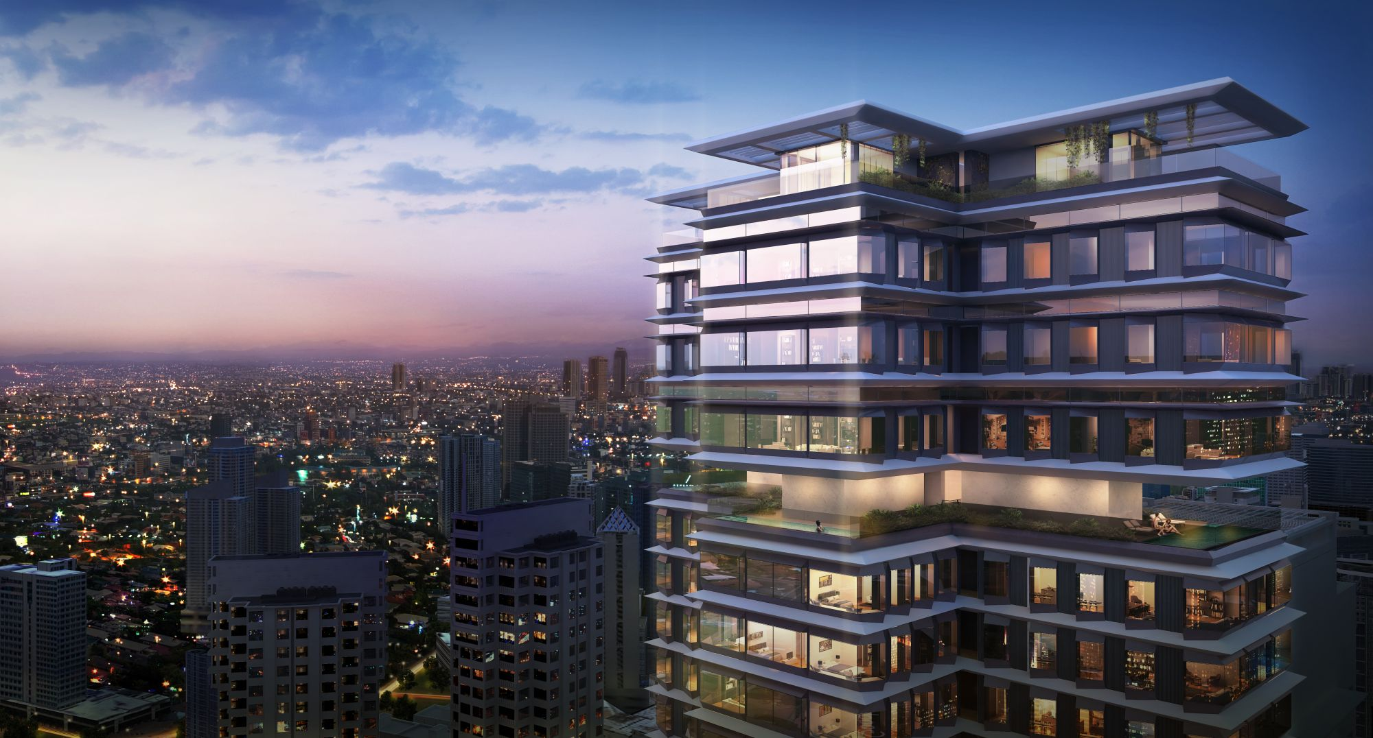 Norman Foster Takes Design Into The Future With The Estate Makati