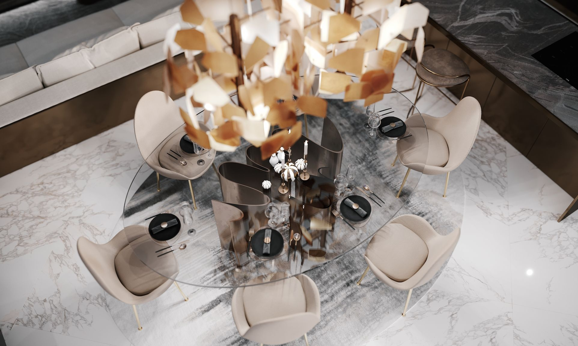 Elie Saab To Launch Home And Furniture Collection