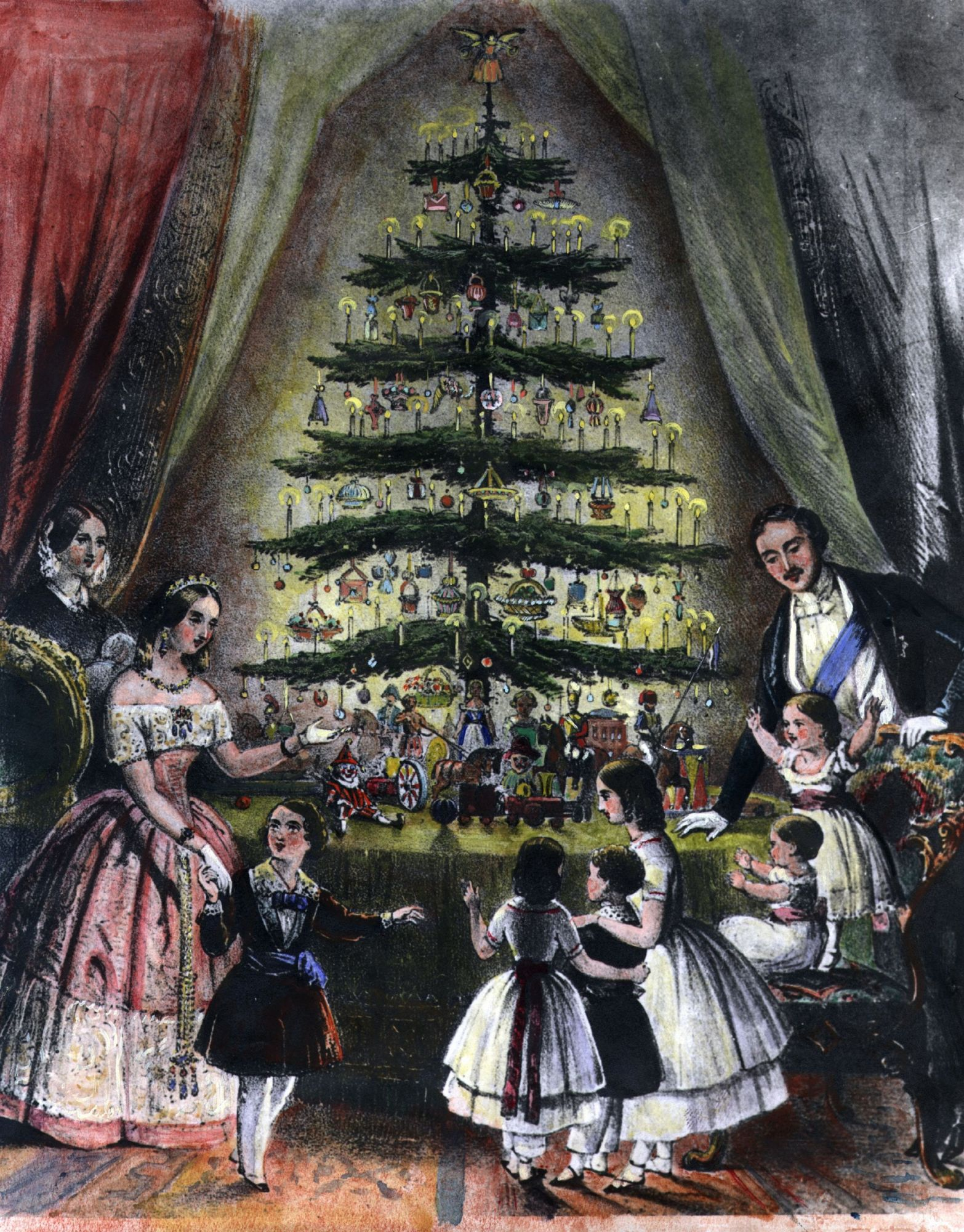 Winter Holiday Traditions of Royal Families Around The World