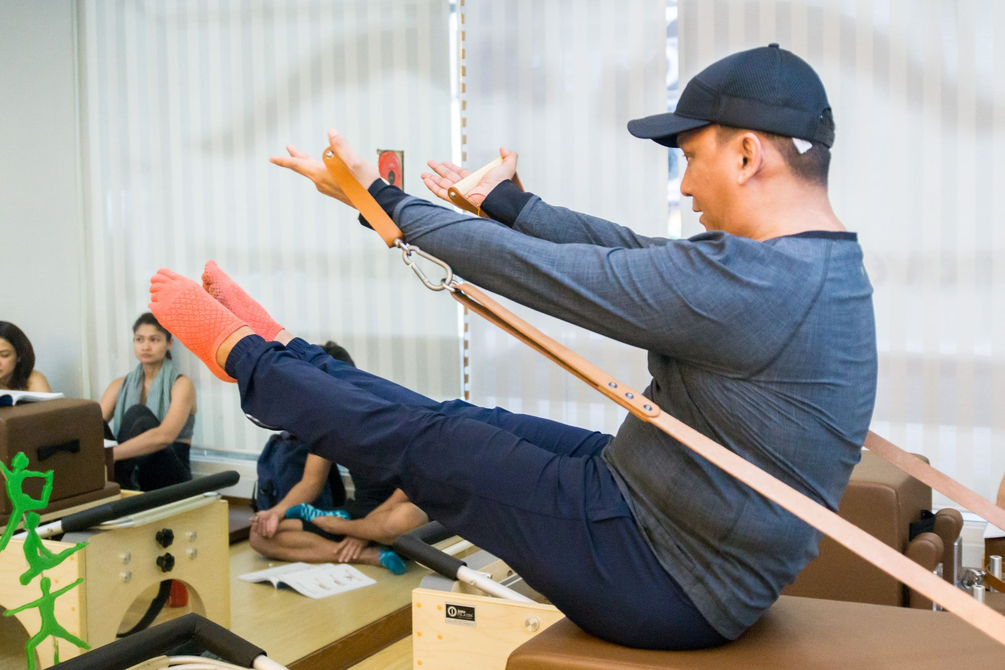 The Benefits of Pilates Explained By Filipino Master Trainer Ole Eugenio