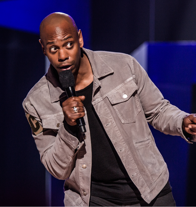 Comedian Dave Chappelle Debuts In Manila, Philippines For Two Nights At Solaire Resort and Casino