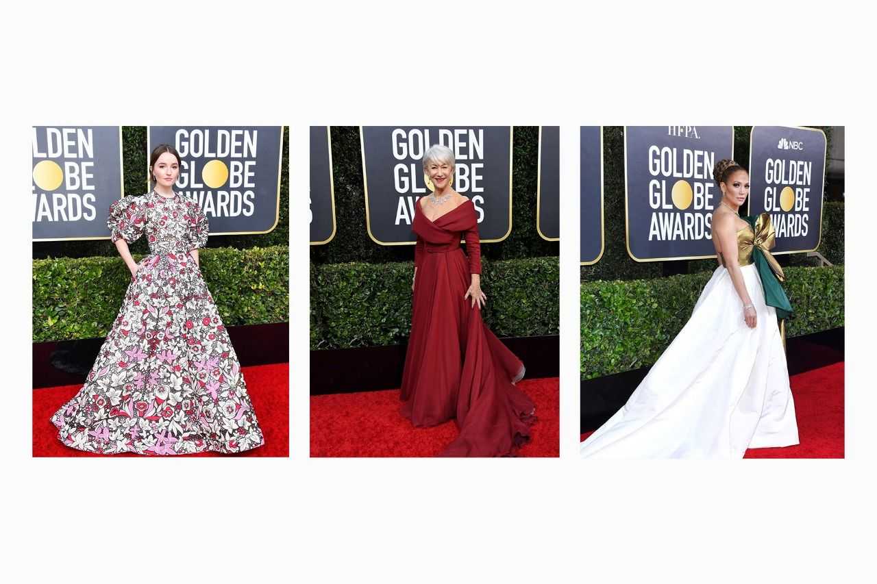 9 Winning Looks from The 2020 Golden Globes