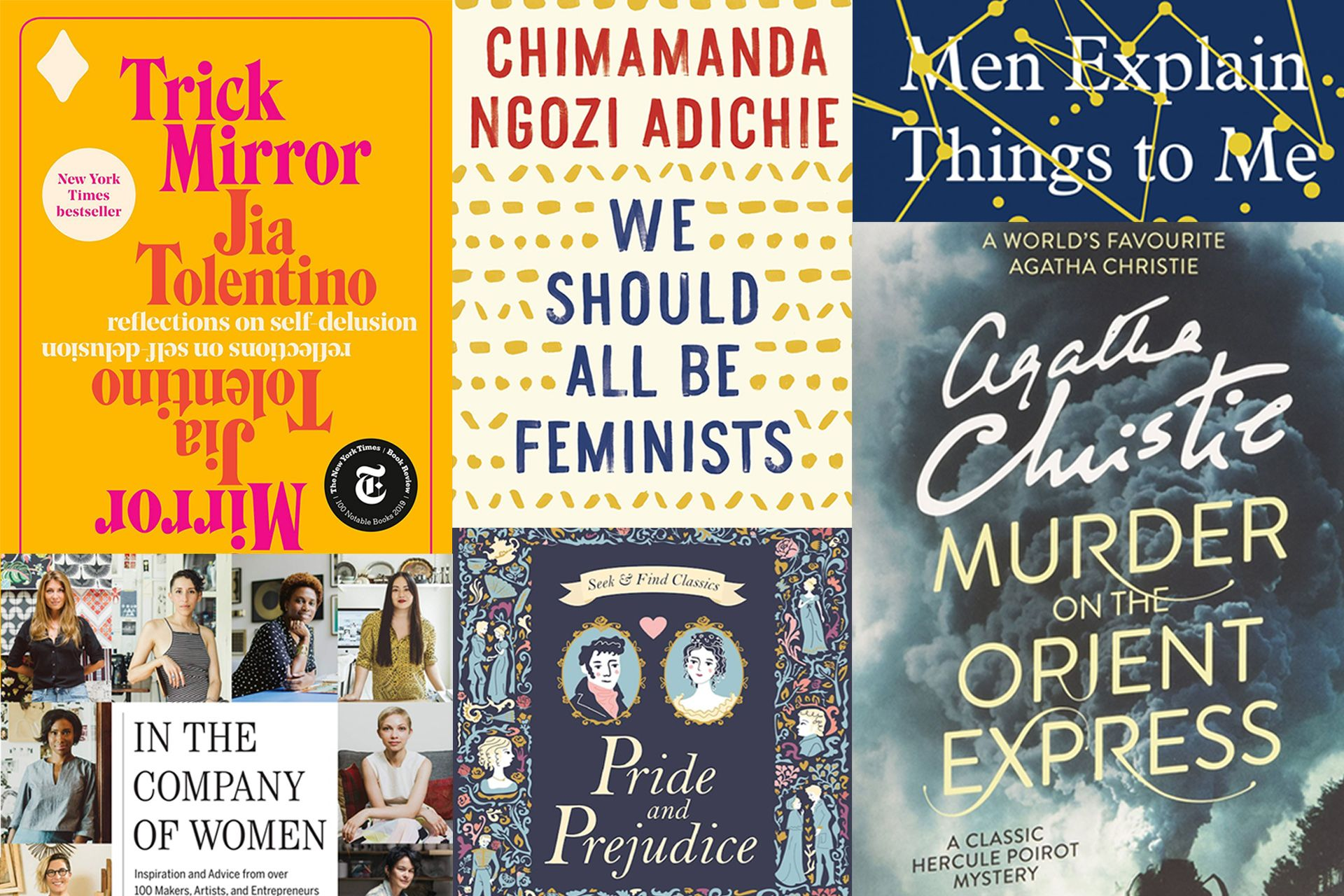 Notes on Feminism: 7 Books Written By Women To Add To Your Reading List This 2020