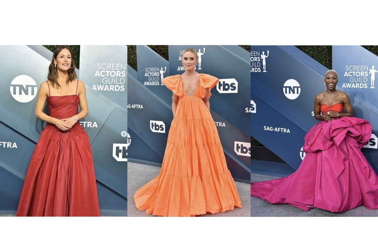 Red Carpet Report: 7 Best Dressed Women at the 2020 Screen Actors Guild Awards