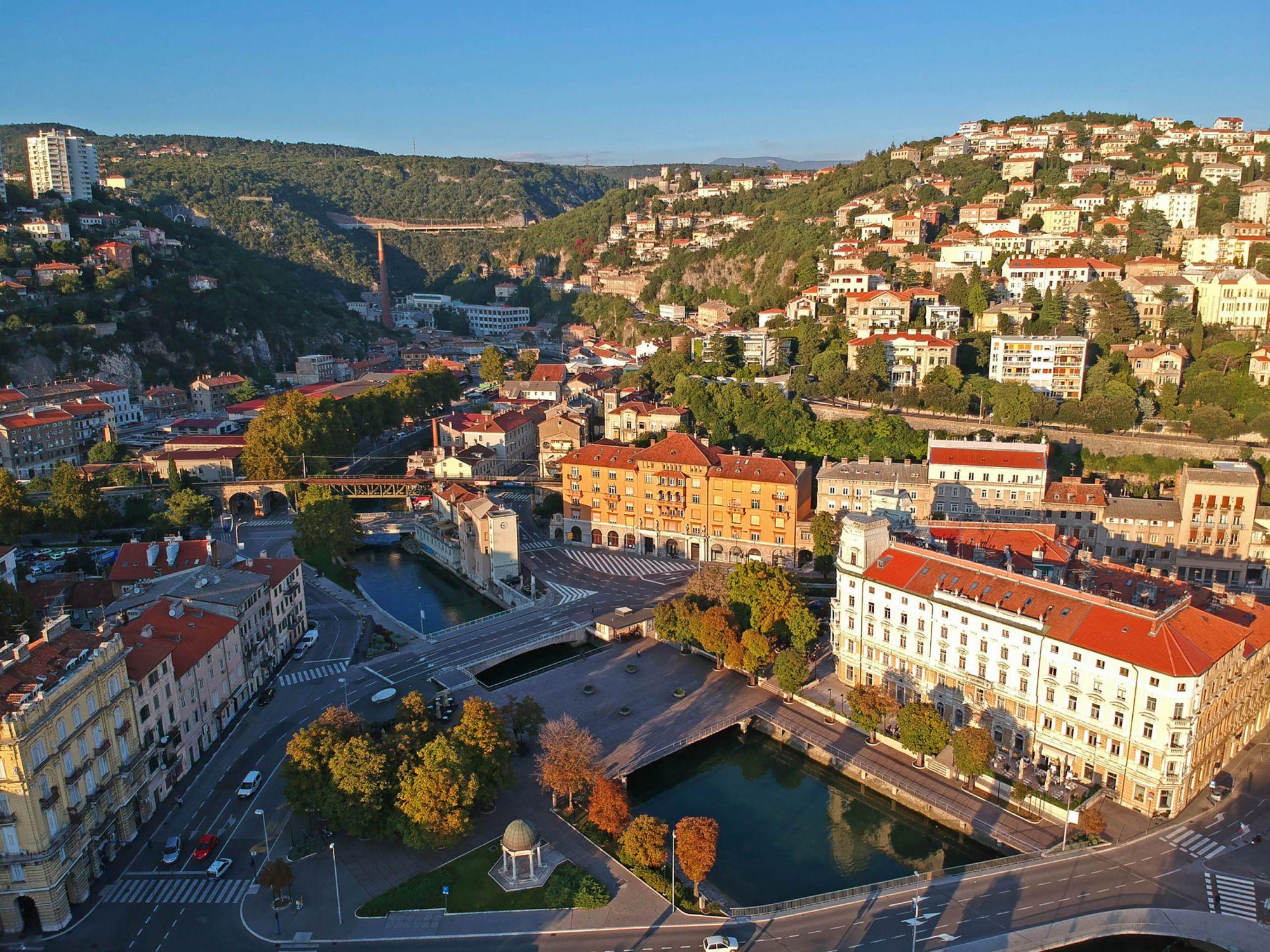 Rijeka in Croatia will be a European Capital of Culture in 2020.  © majaiva / IStock.com