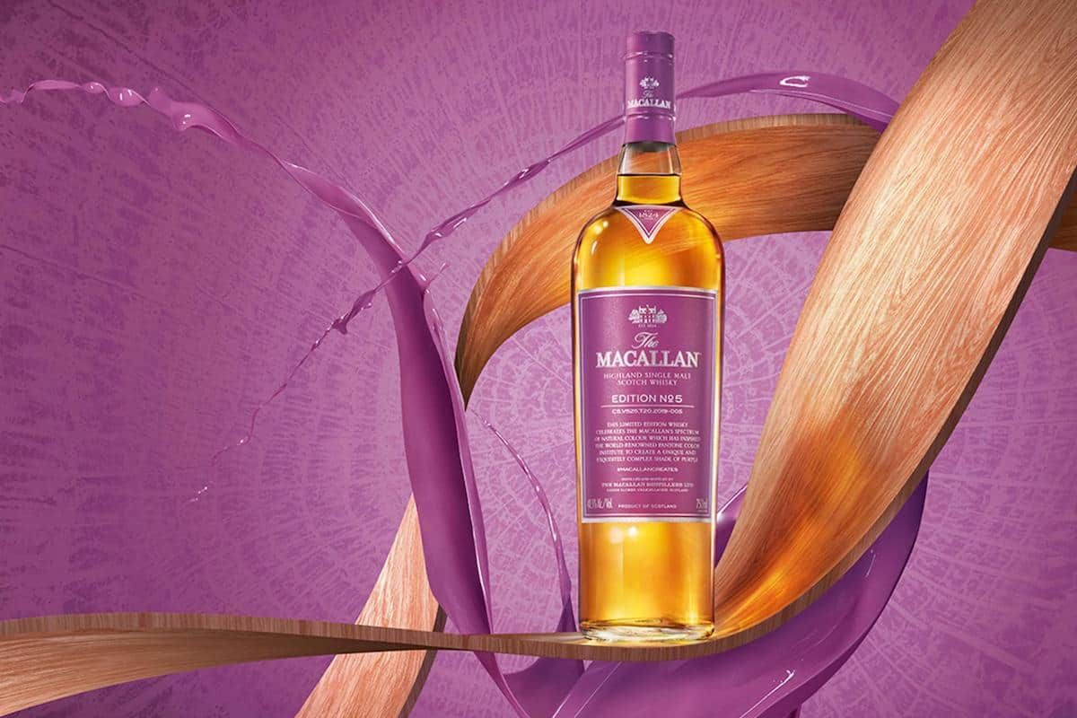 The Macallan and Pantone Colour Institute's Collaboration Finally Comes To The Philippine Market
