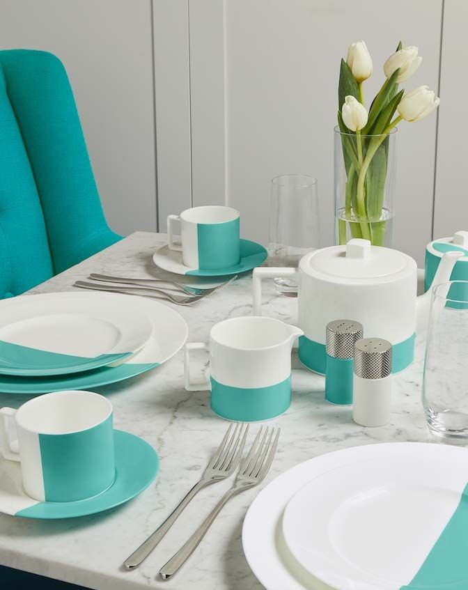 Tiffany & Co will open a Blue Box Café in the London department store Harrods.  © Tiffany & Co