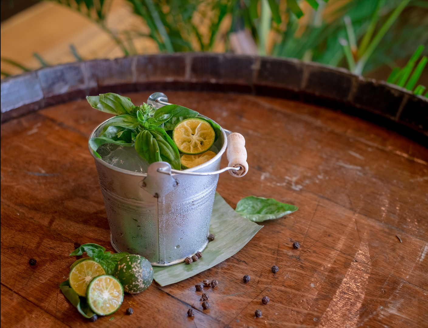Where To Drink: Makati Shangri-La's Botaniko Herbal Urban Lounge Is Your New Go-to This 2020