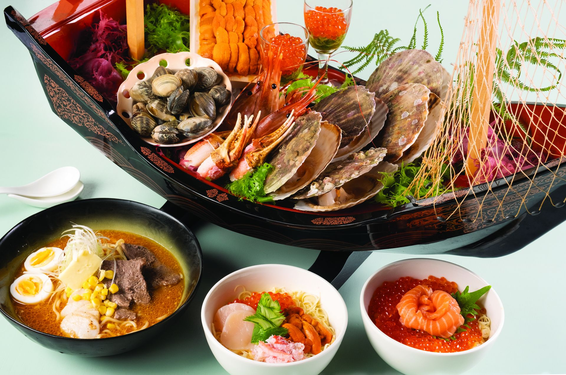 Hokkaido Cravings At Inagiku