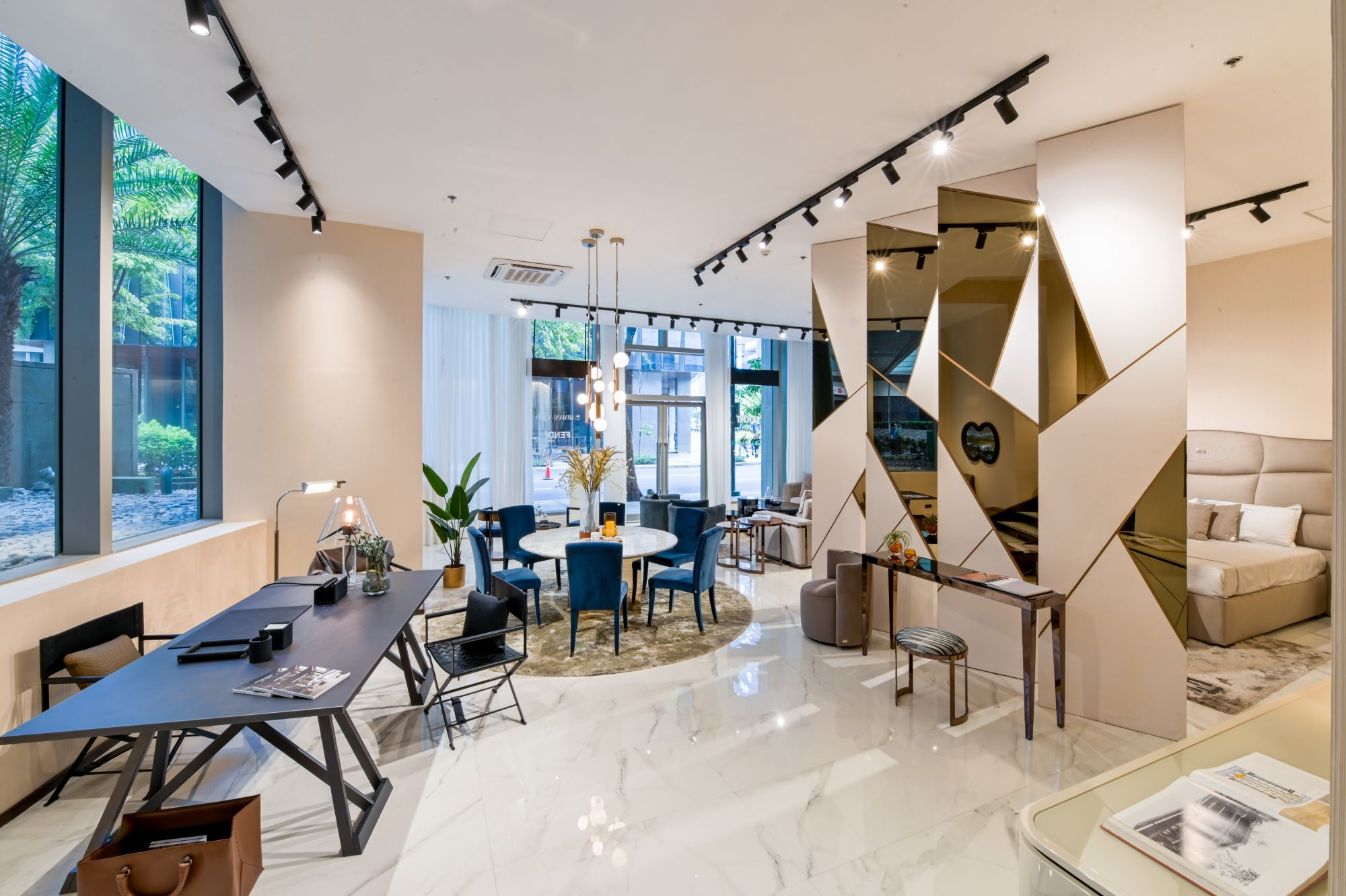Interior Design: The Sovrano Showroom Brings Luxury To Your Home This 2020