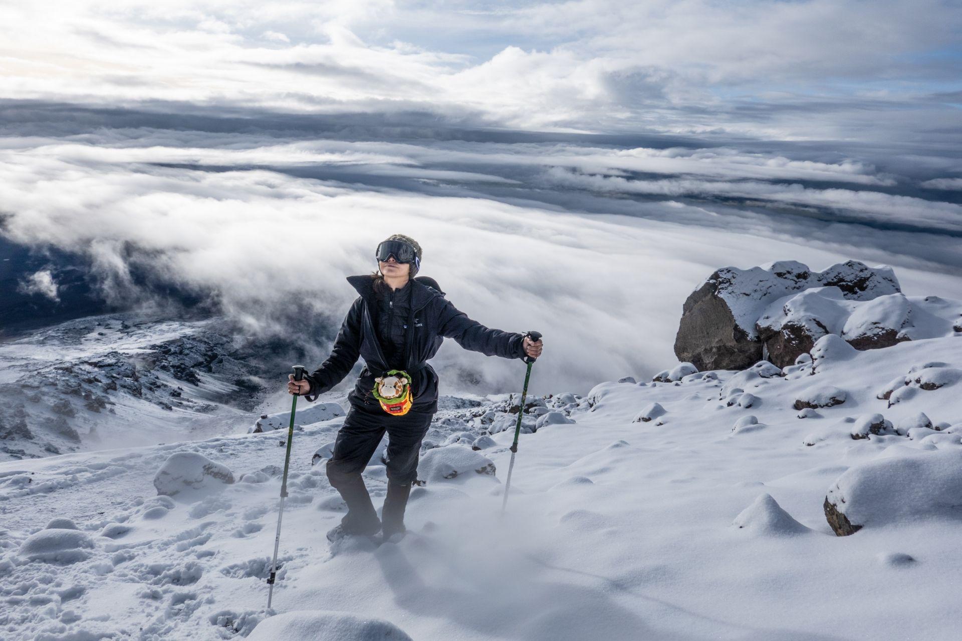 Katrina Razon Climbs Mount Kilimanjaro To Protect The Environment With Project C: Change