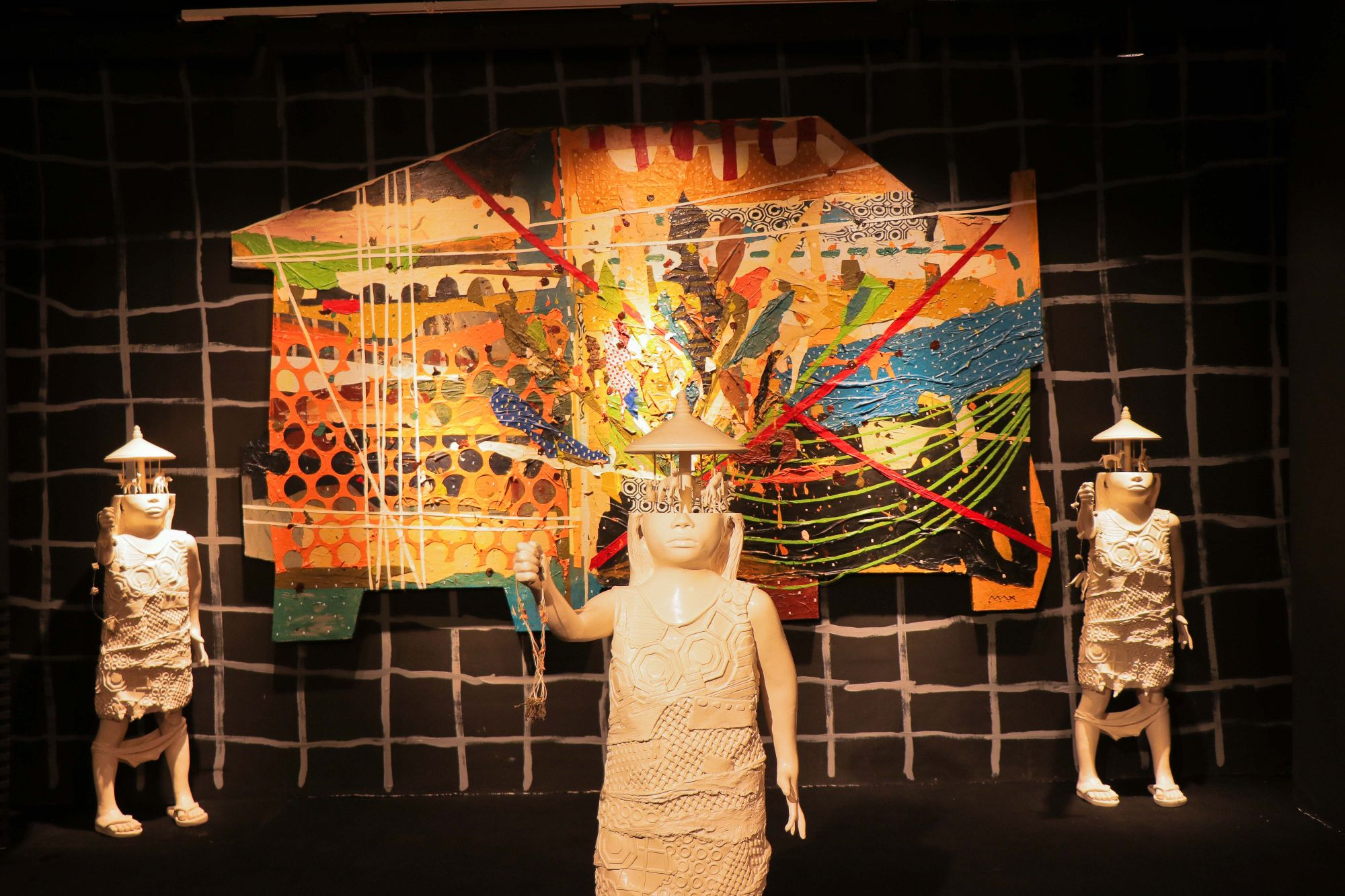 First Look: Art Fair Philippines Opens at The Link, Makati for its 2020 Edition