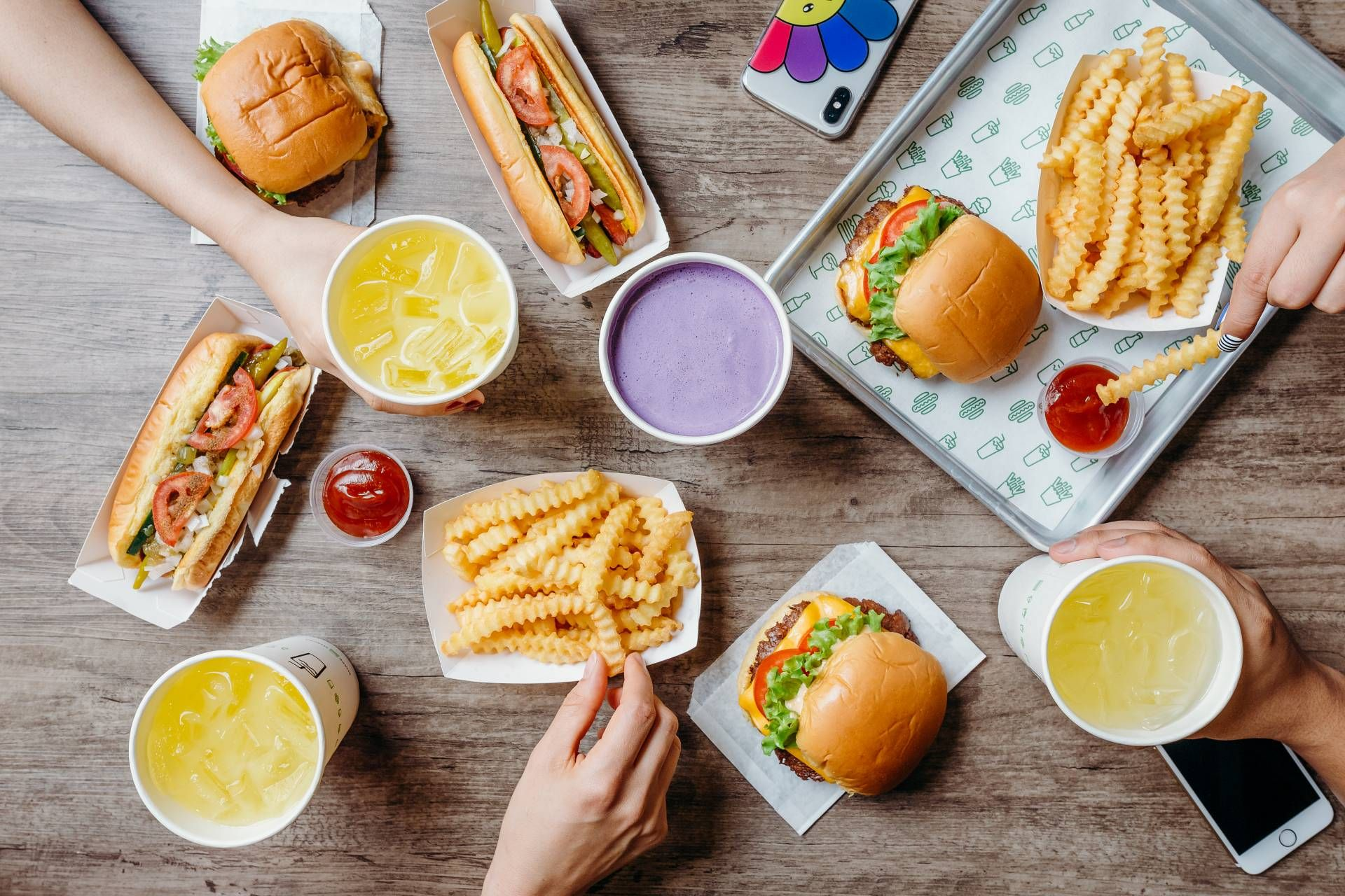 Shake Shack's Third Branch In The Philippines Is Coming To Greenbelt 5, Makati