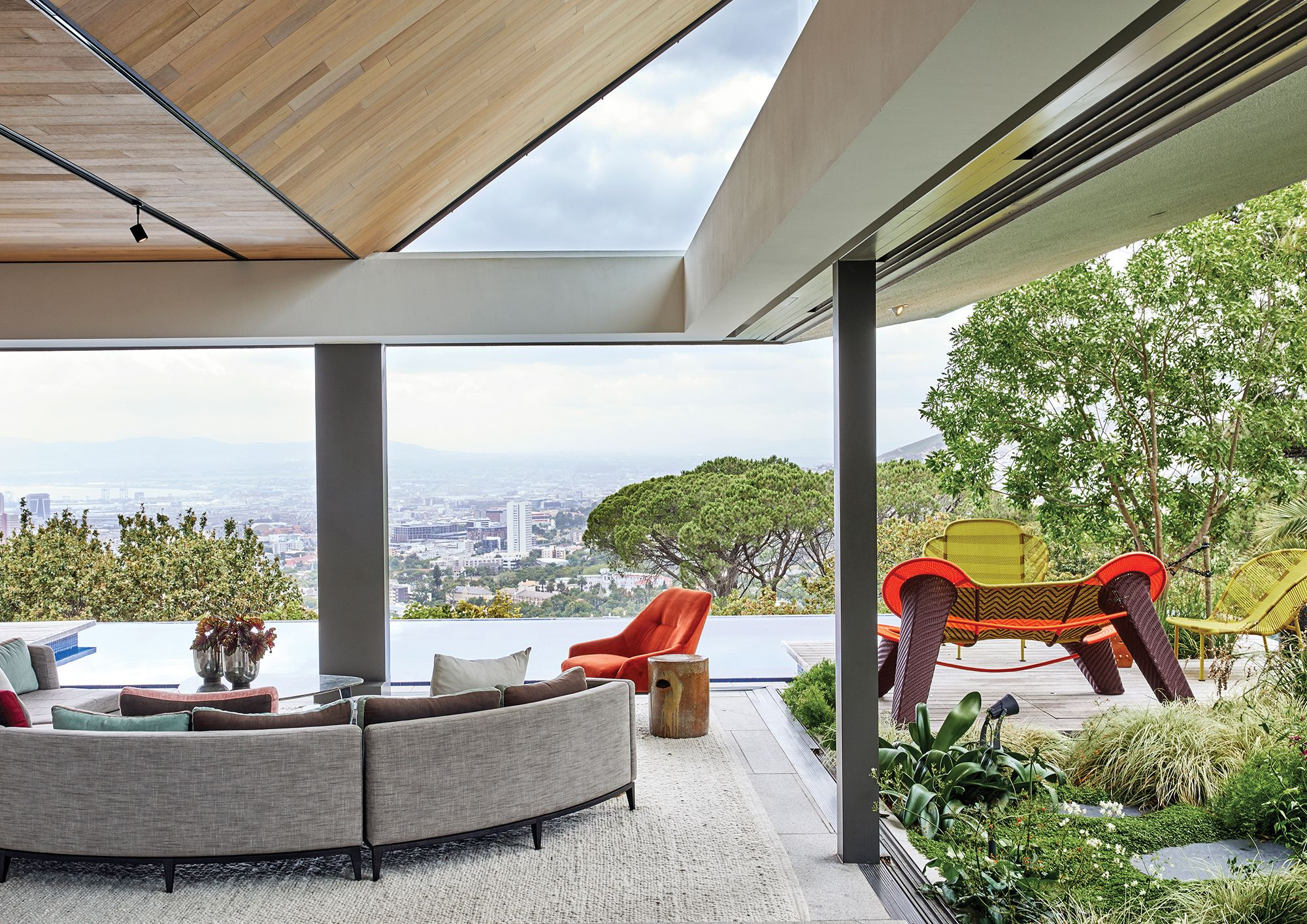 Home Tour: A Contemporary Cape Town Home Inspired By Californian Mid-Century Modernists