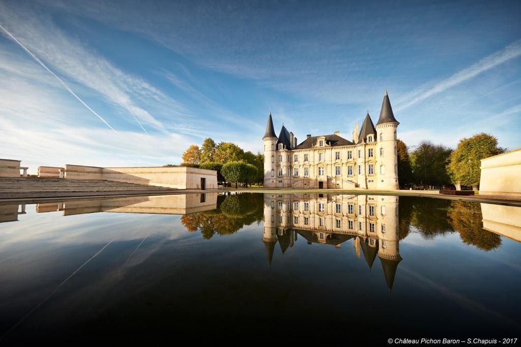 Get To Know Historic Winery Château Pichon Baron