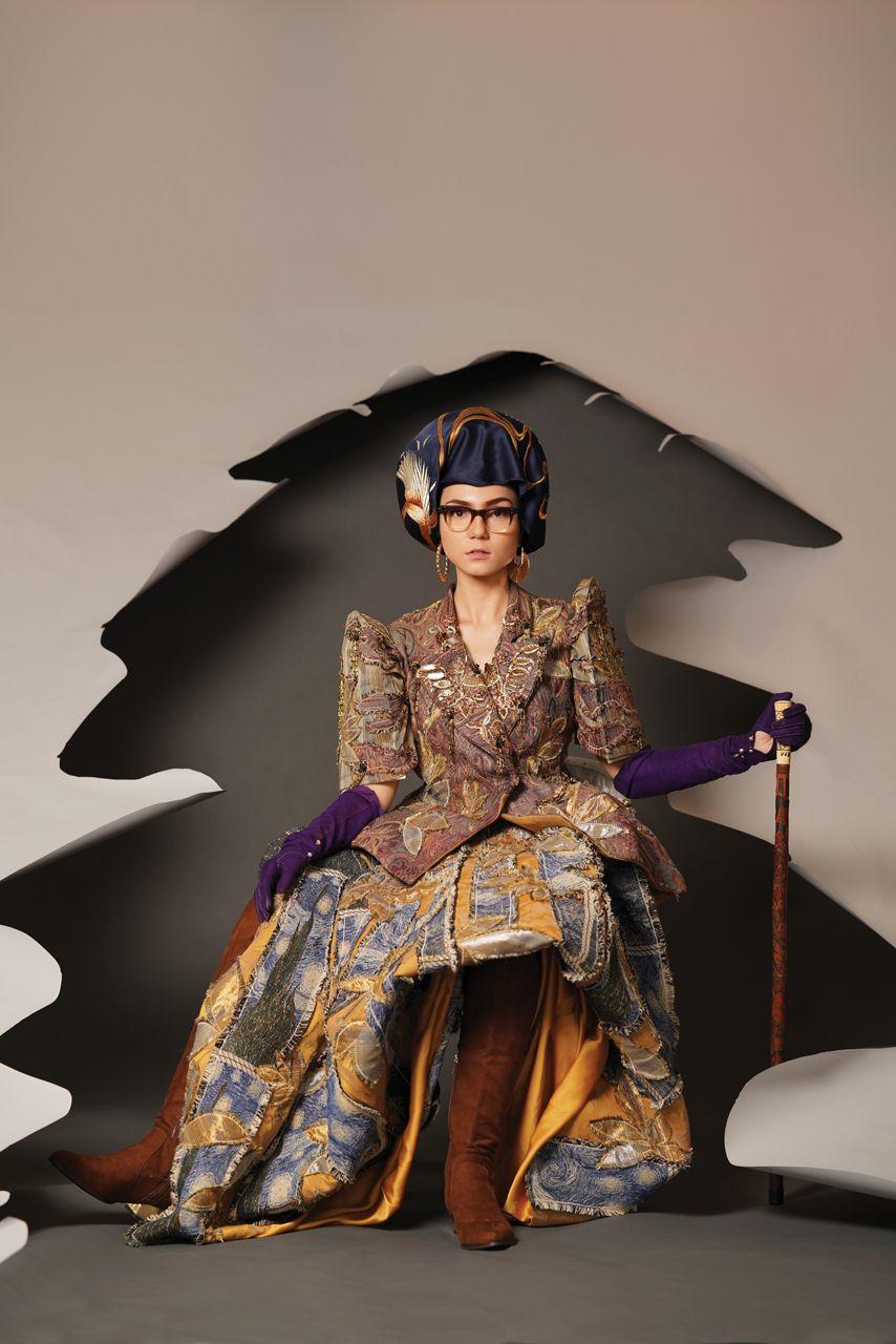 Jasmine Maierhofer wears Renz Reyes
