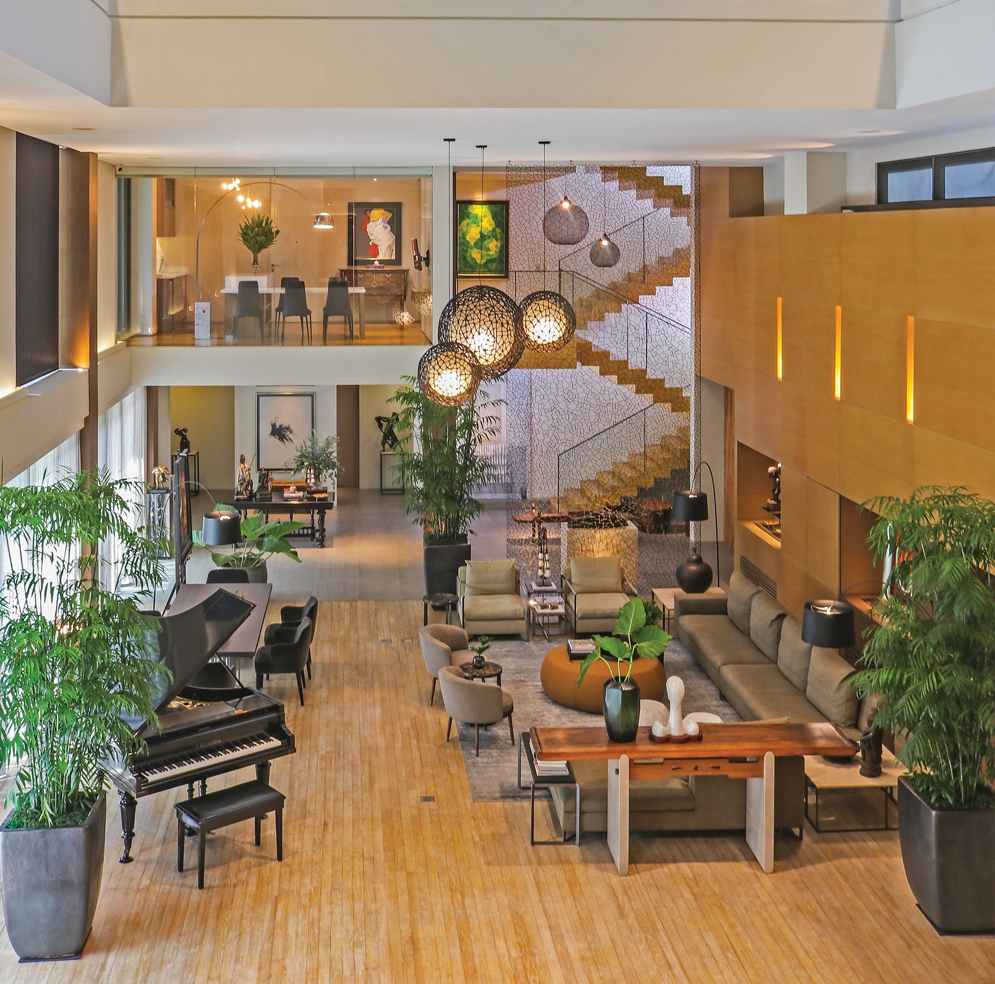 Home Tour: Gino Gonzales Uses The Family's Story As Design Inspiration For Their Home