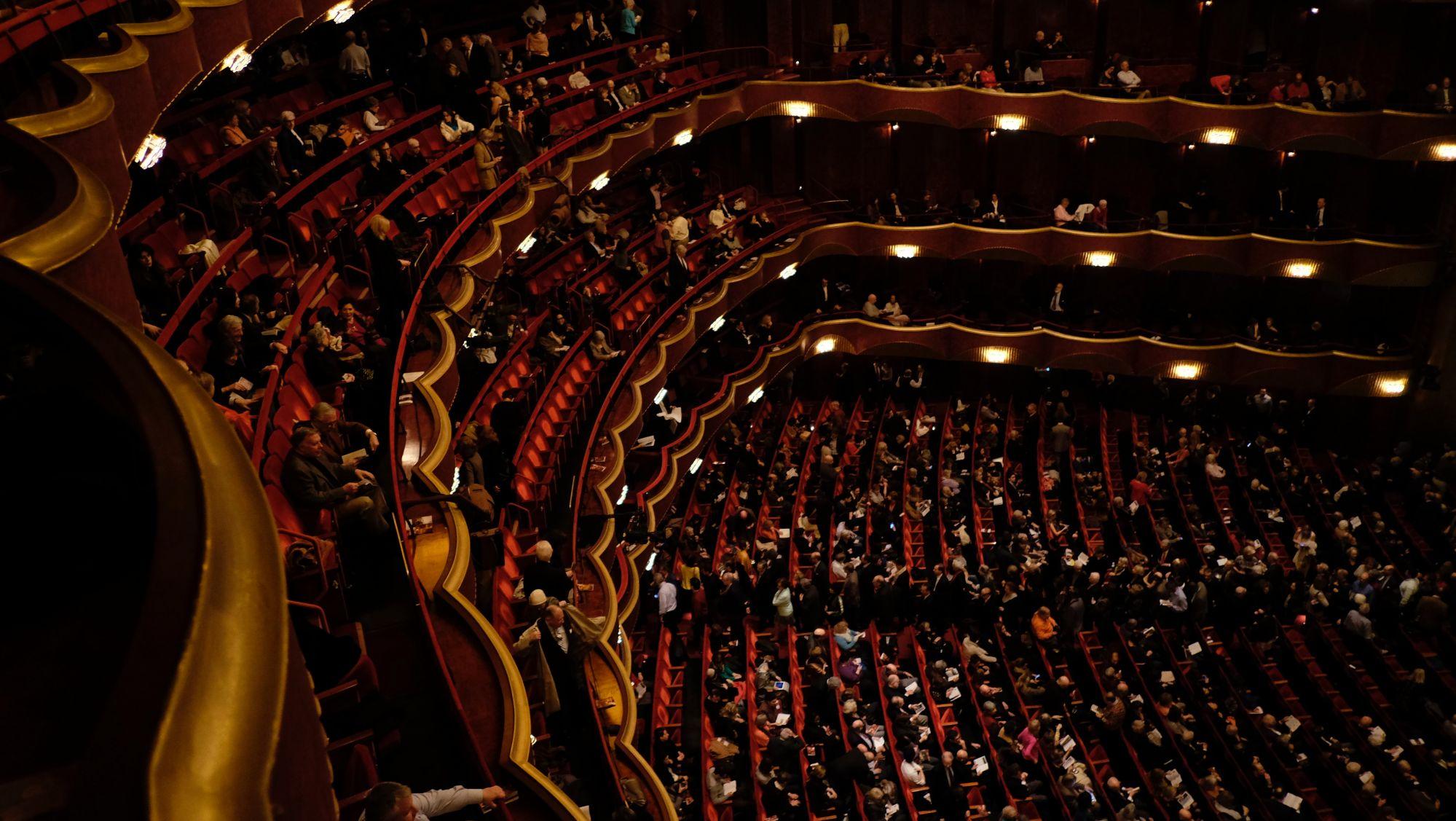 The Metropolitan Opera In New York Is Now Streaming Free Performances Online