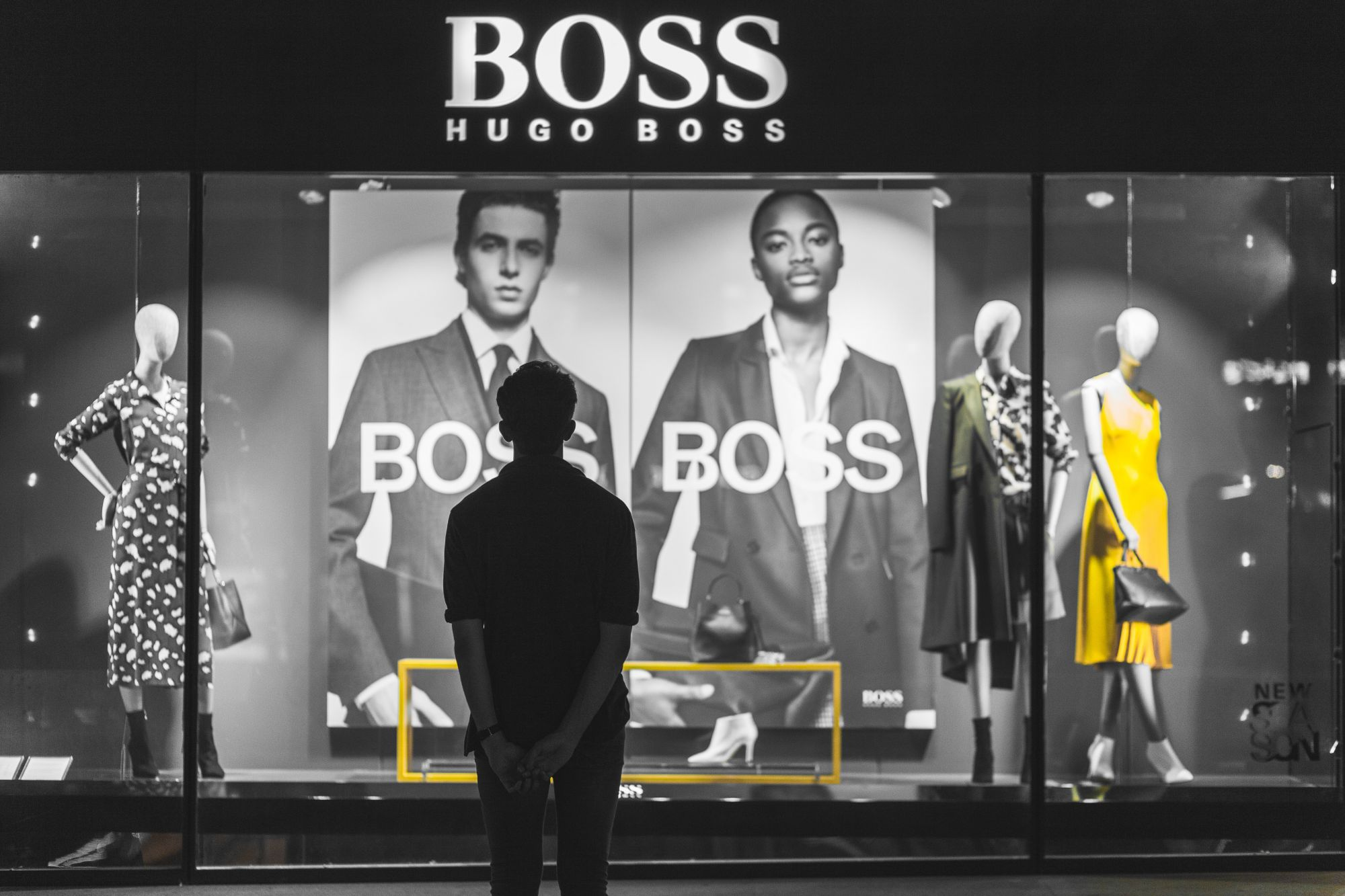 Hugo Boss Unveils Its First Vegan Suit