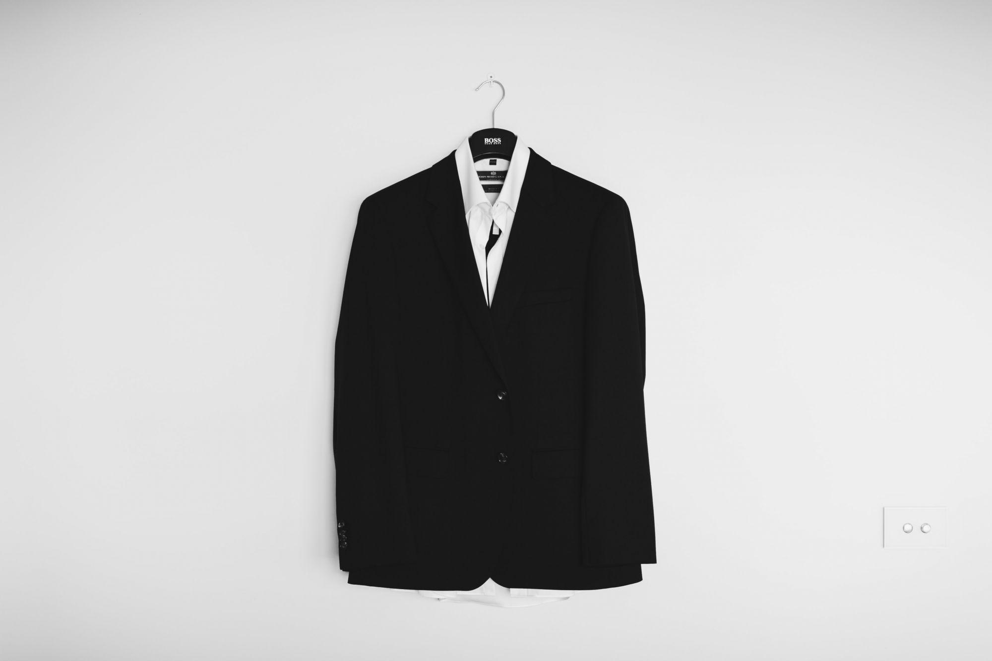 Hugo Boss Unveils Its First Vegan Suit