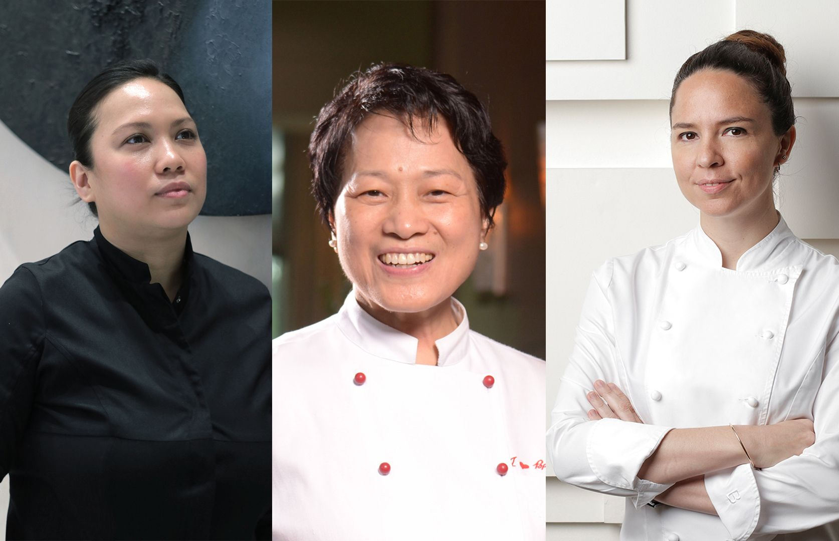 For The Love Of Food: Female Chefs On How They Reached Success