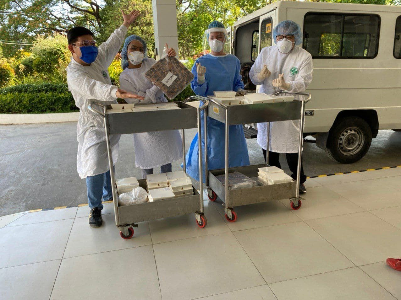 Helping From Home: How Frontline Feeders Philippines Inspires Us