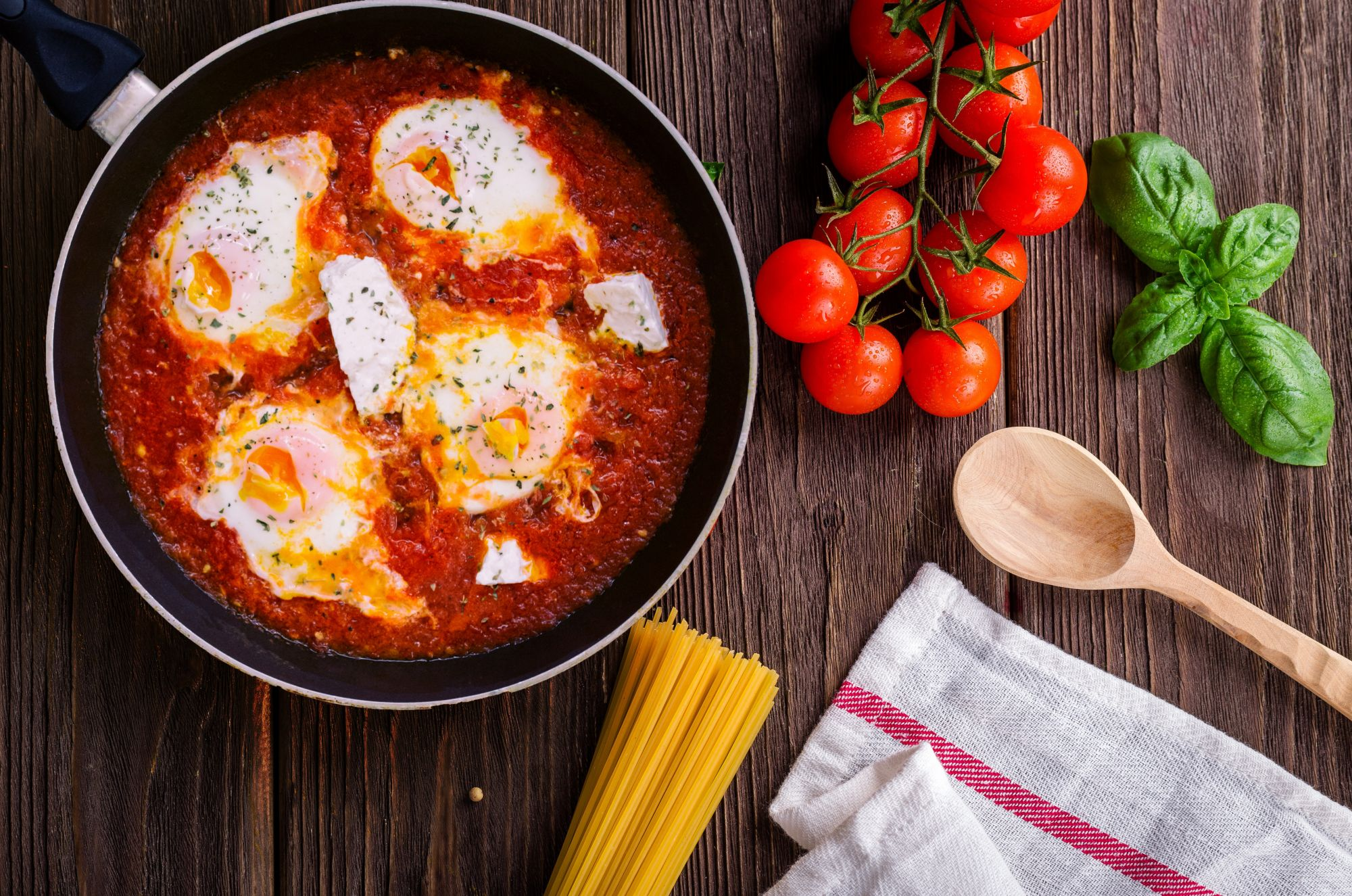 Simple Egg Recipes From Manila's Top Chefs