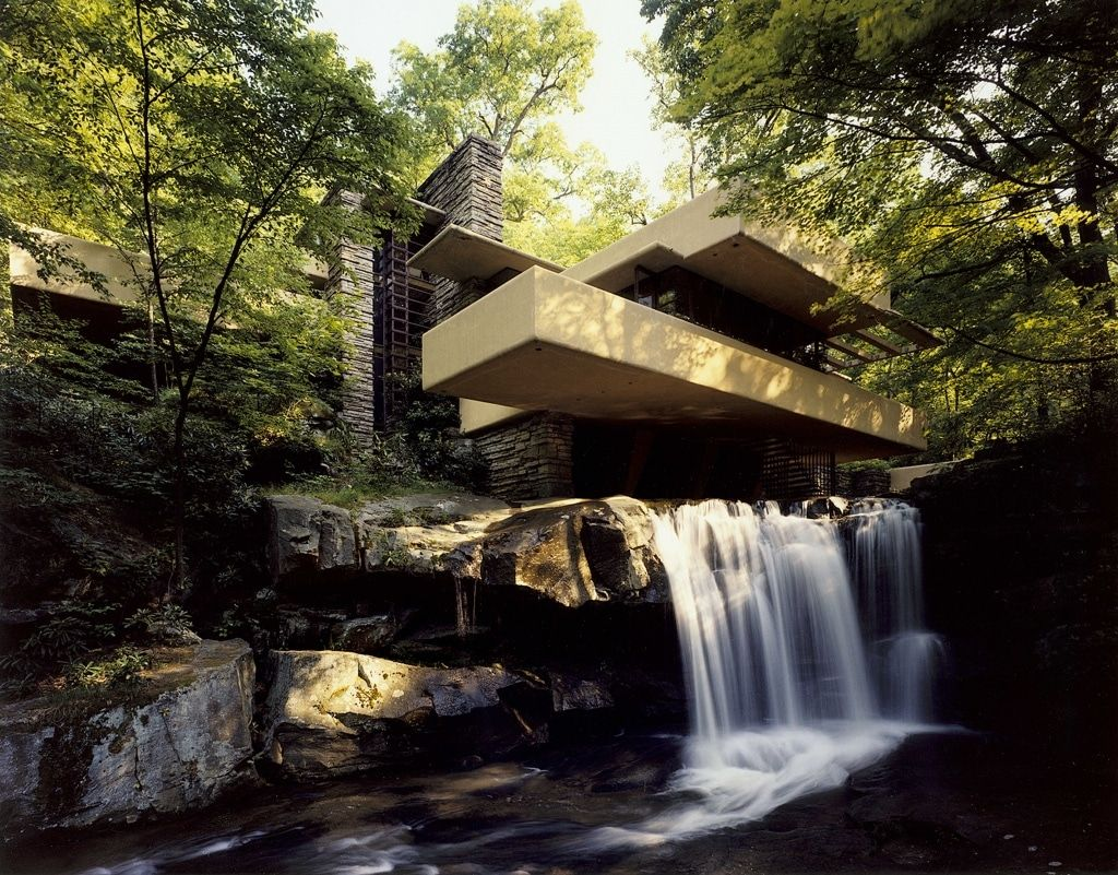 Tour Homes Designed by Frank Lloyd Wright from Your Home