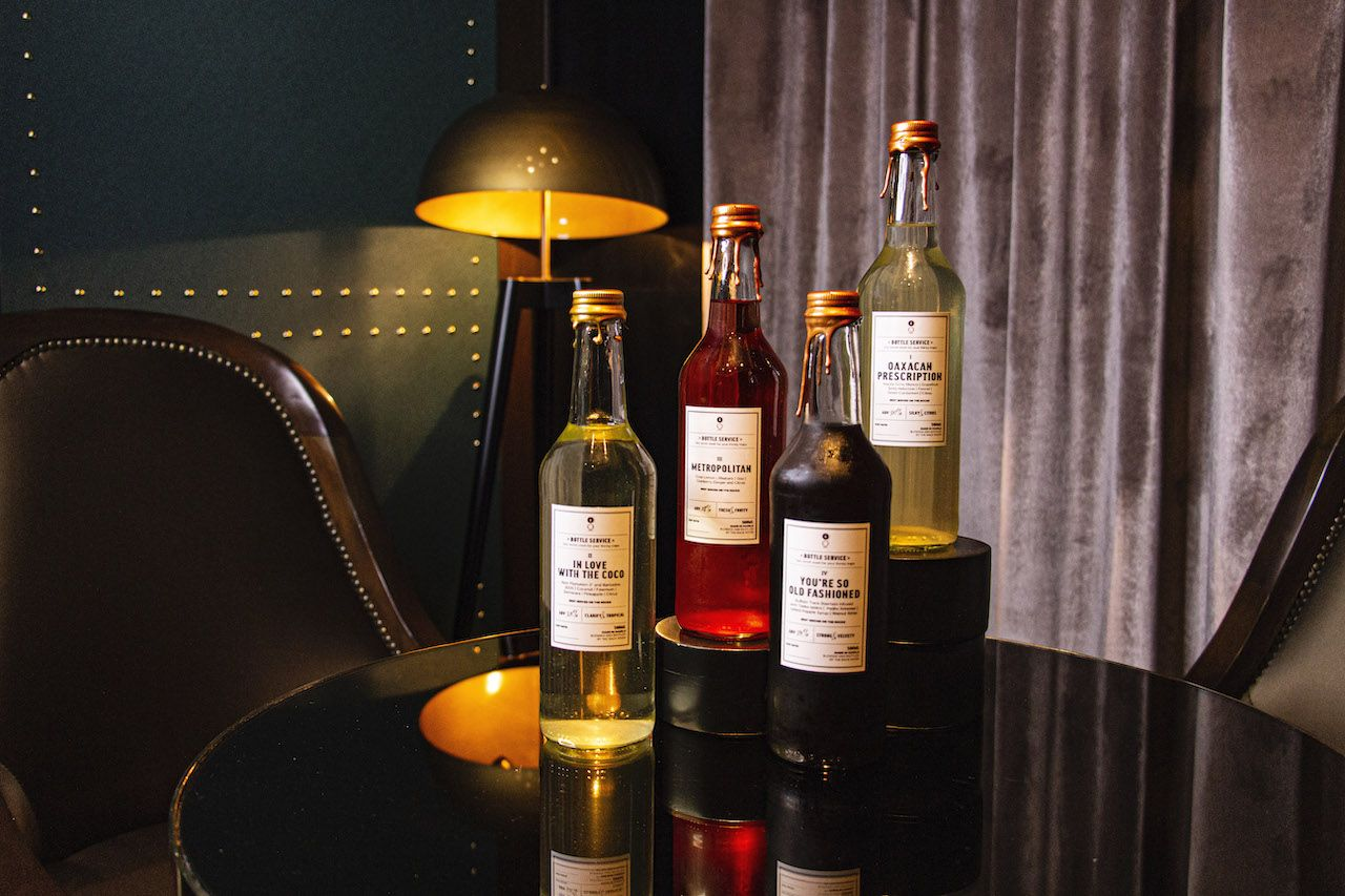 Shang Fort's The Back Room Brings Bottle Service Right To Your Doorstep