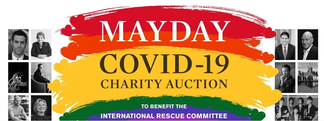 Sotheby's To Auction Off Virtual Experiences With Celebrities For COVID-19 Relief Efforts