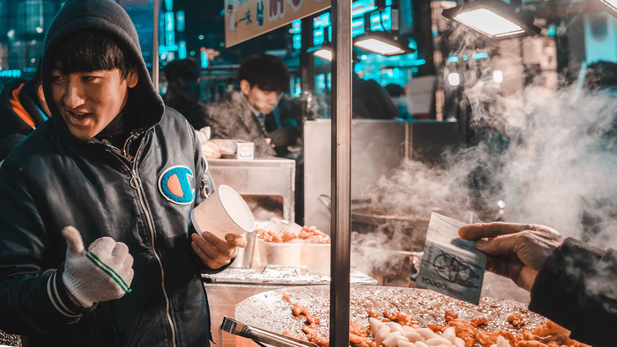Here's How Asian Street Food Chefs Are Coping In Lockdown
