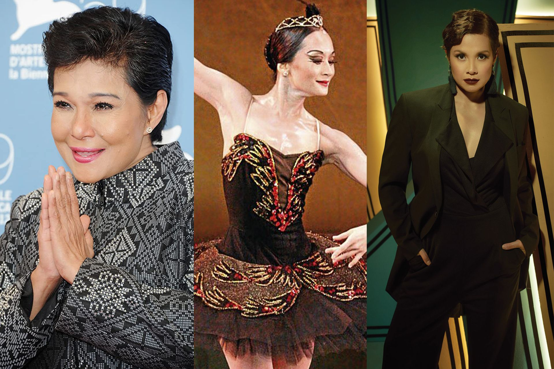 Nora Aunor's Monovlog, Lisa Macuja's Ballet Concert, Lea Salonga's Masterclass: Theatrical Performances To Catch Online This May 2020