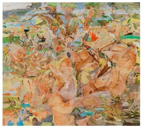 Cecily Brown Painting Fetches $5.5 Million In Online Auction