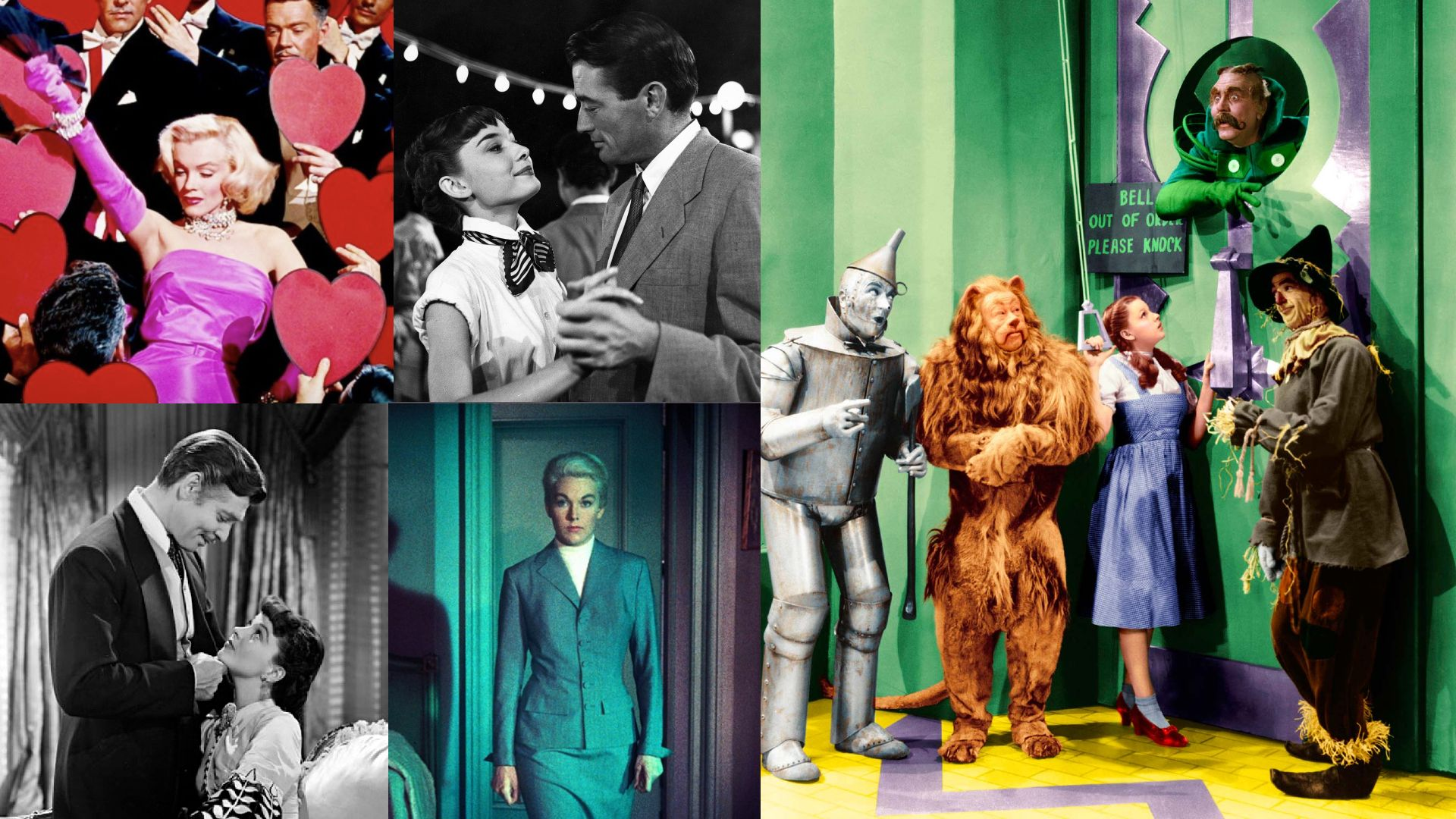 Wizard of Oz, Vertigo, Casablanca, And More: 13 Old Hollywood Movies To Rewatch ASAP